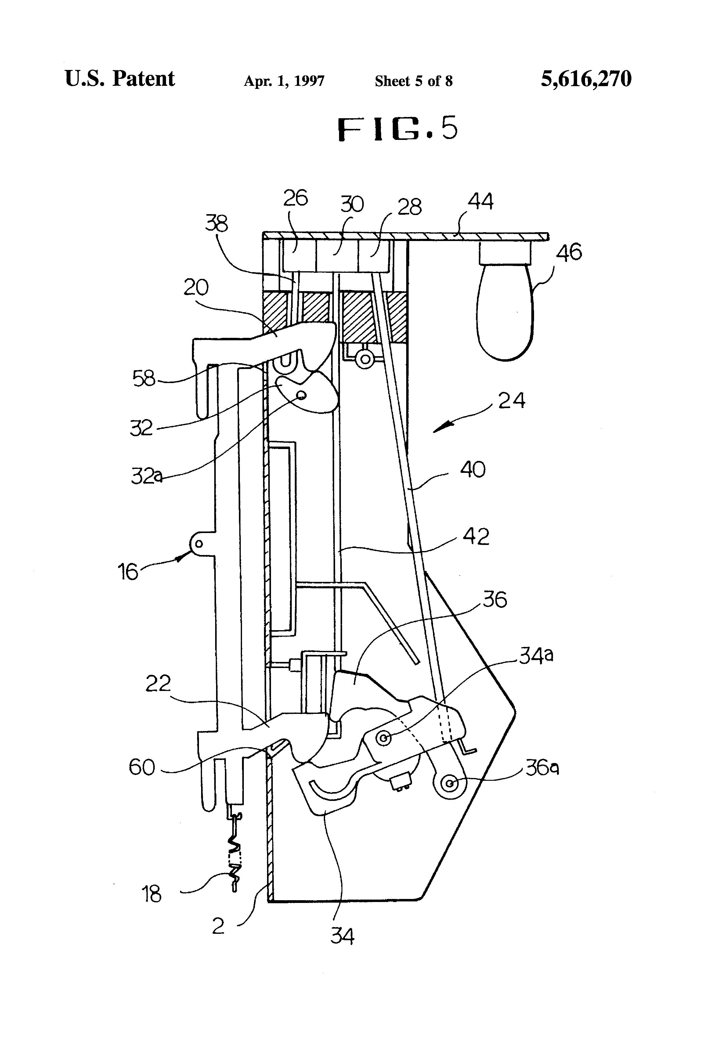 patent us5616270