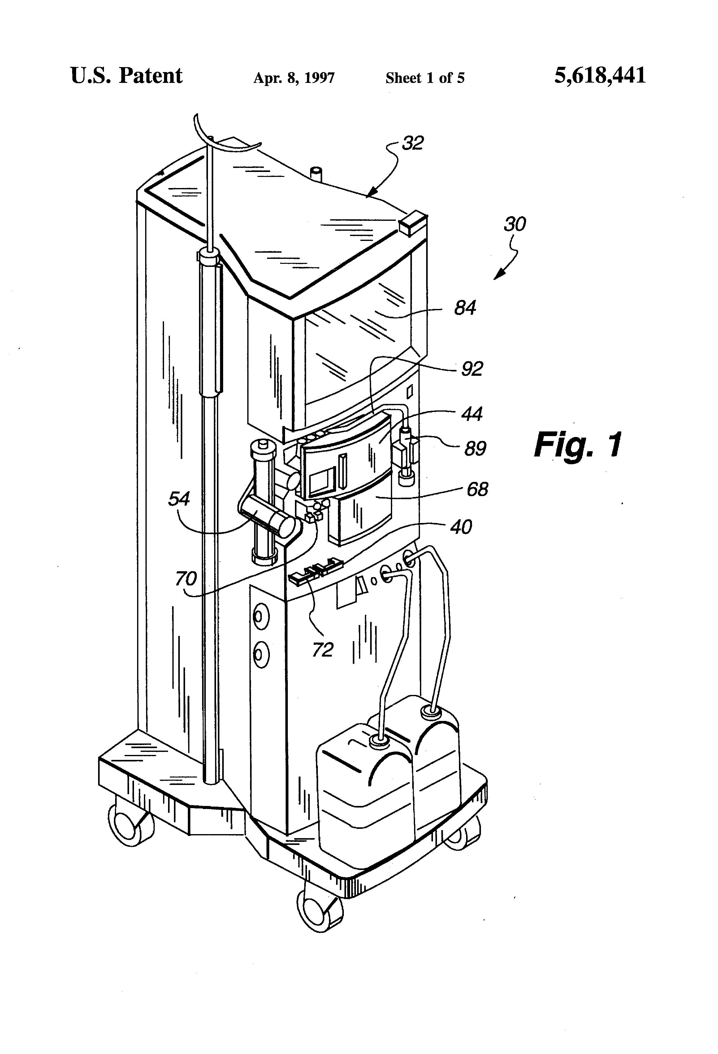 patent us5618441