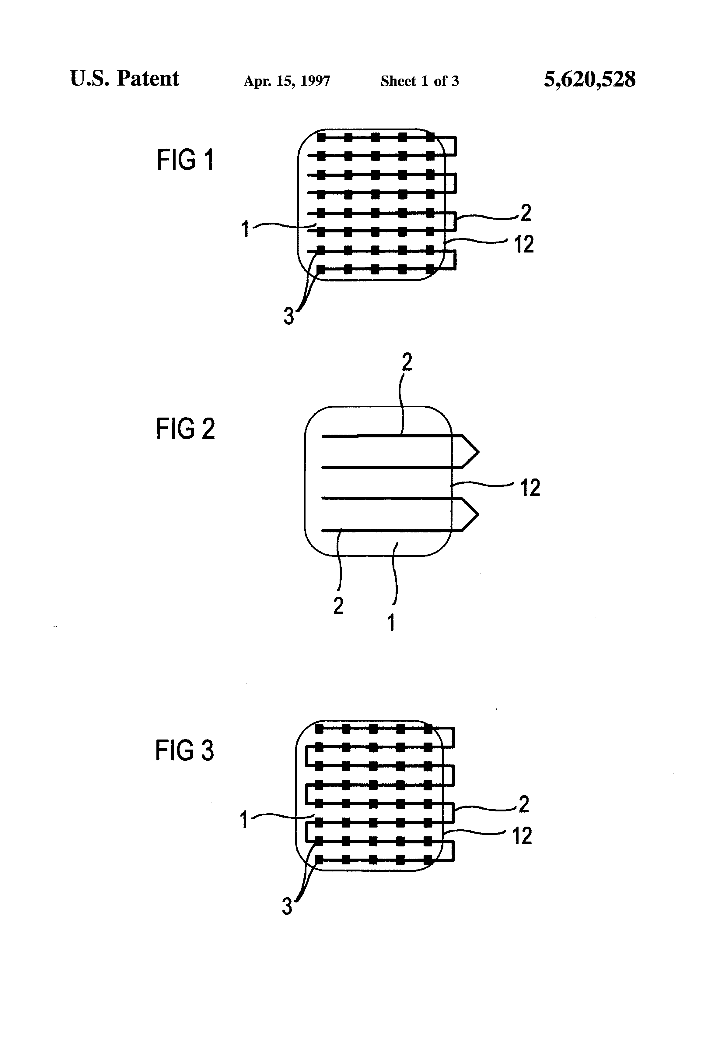 Patent Us5620528 Solar Cell With A Connecting Structure Google Parallel Circuits Drawing