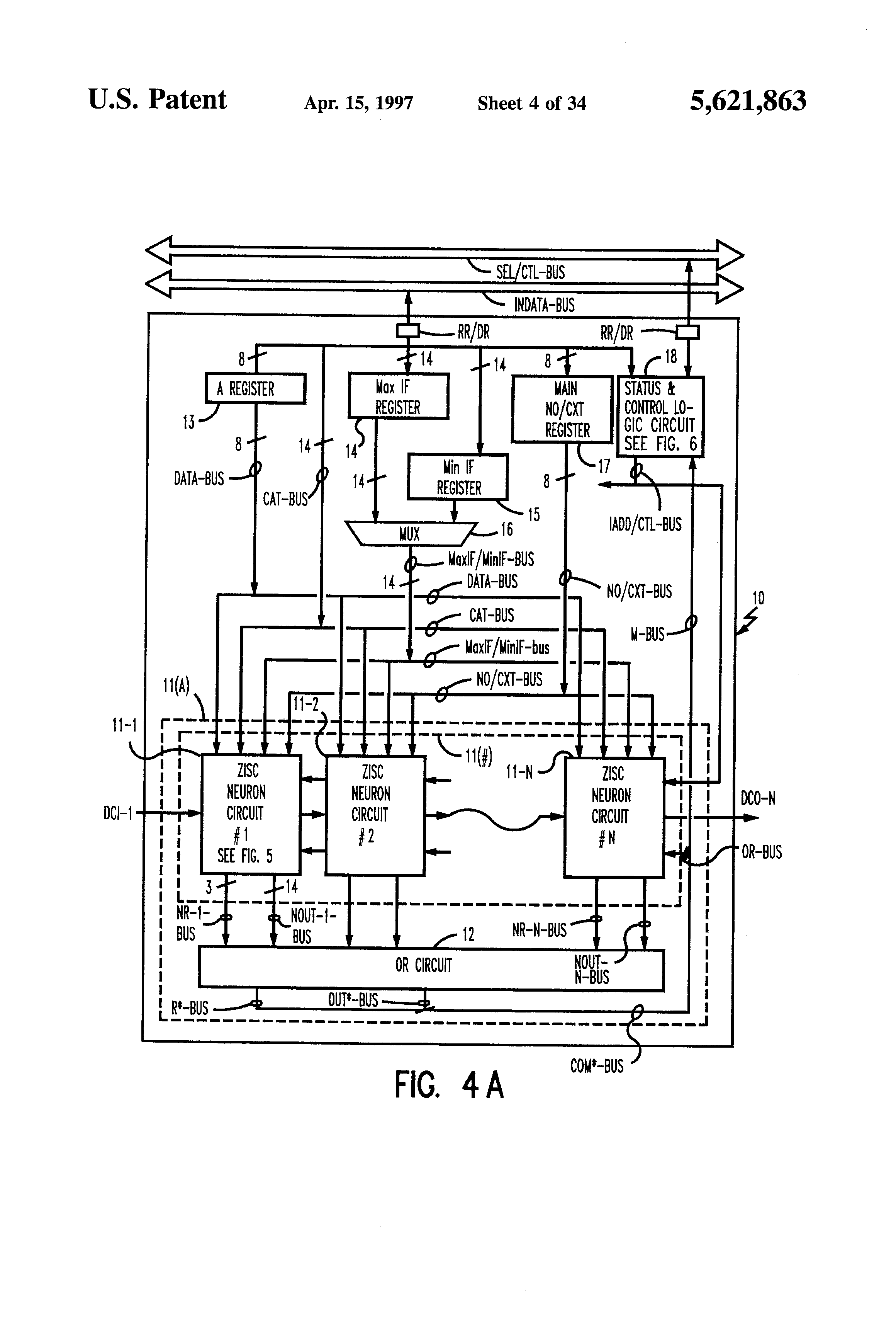 14 Pin Shift Register Pinout Diagram furthermore Split Outlet Wiring Diagrams in addition Diagram For Wiring Daisy Chain also US5210530 furthermore Seriesparallel Pf. on daisy chain circuits