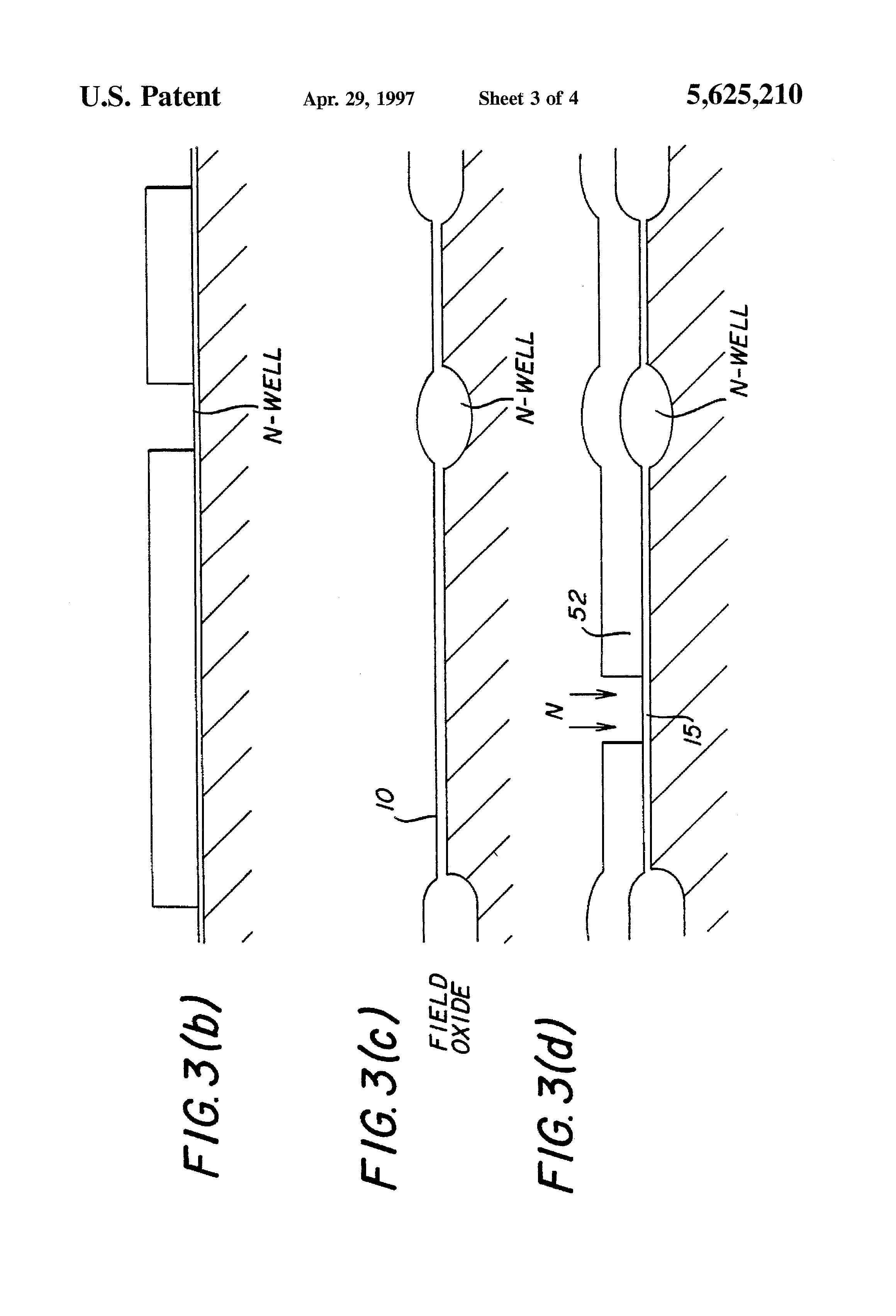 patent us5625210