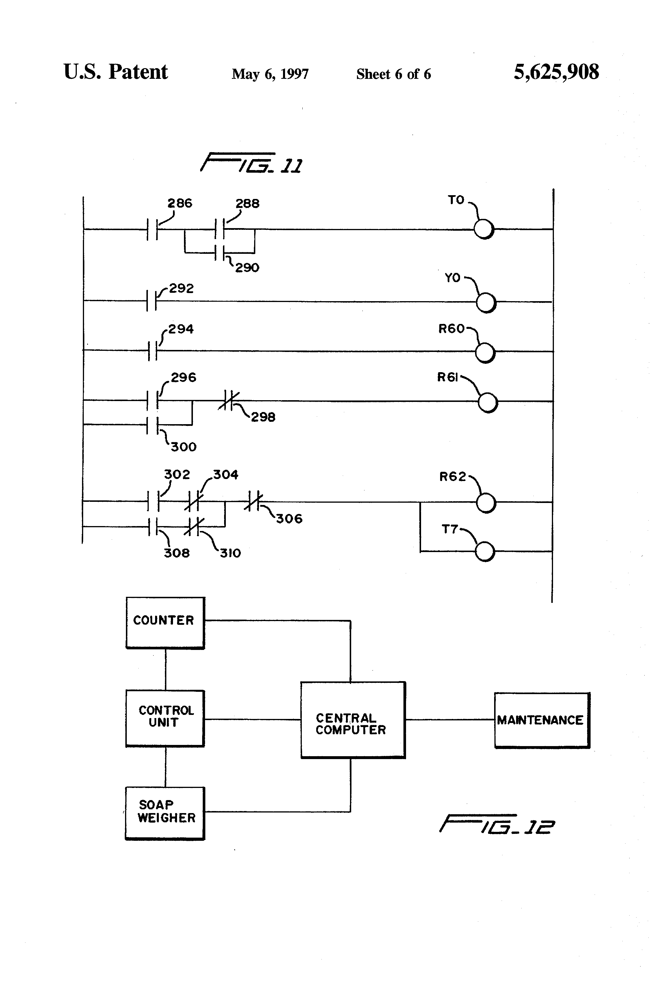 US5625908 6 patent us5625908 wash station and method of operation google salvajor model 200 wiring diagram at alyssarenee.co