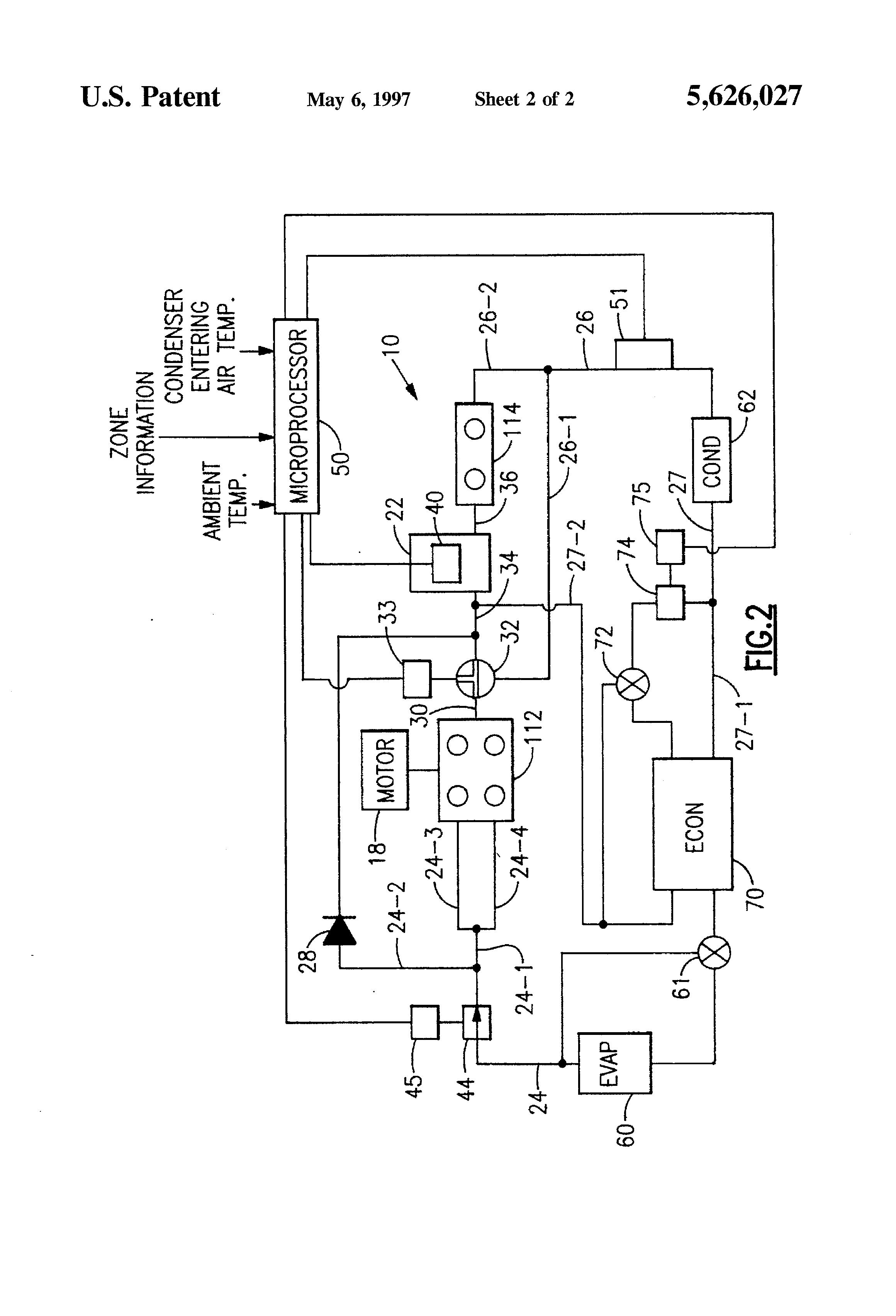 patent us5626027