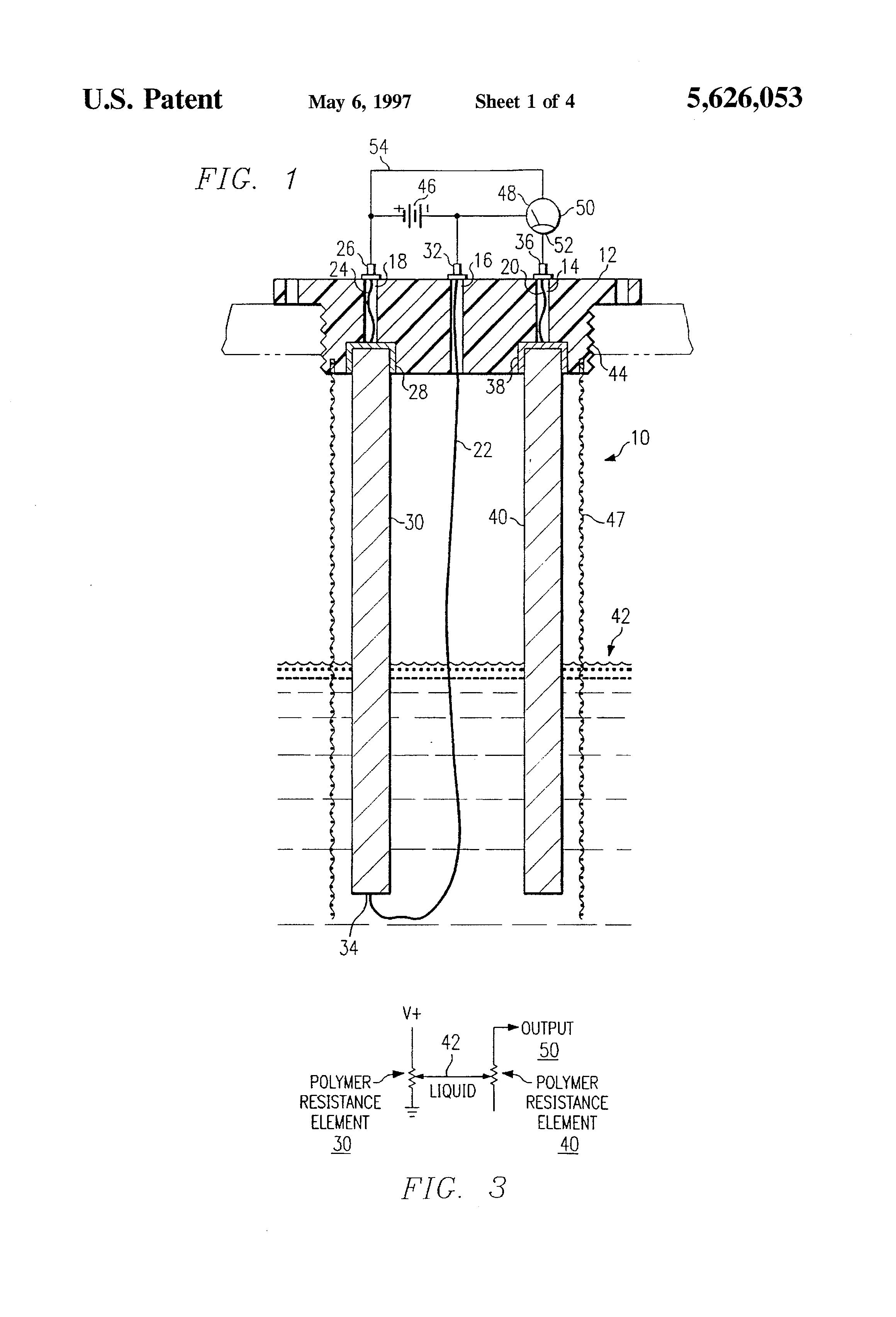 patent us5626053