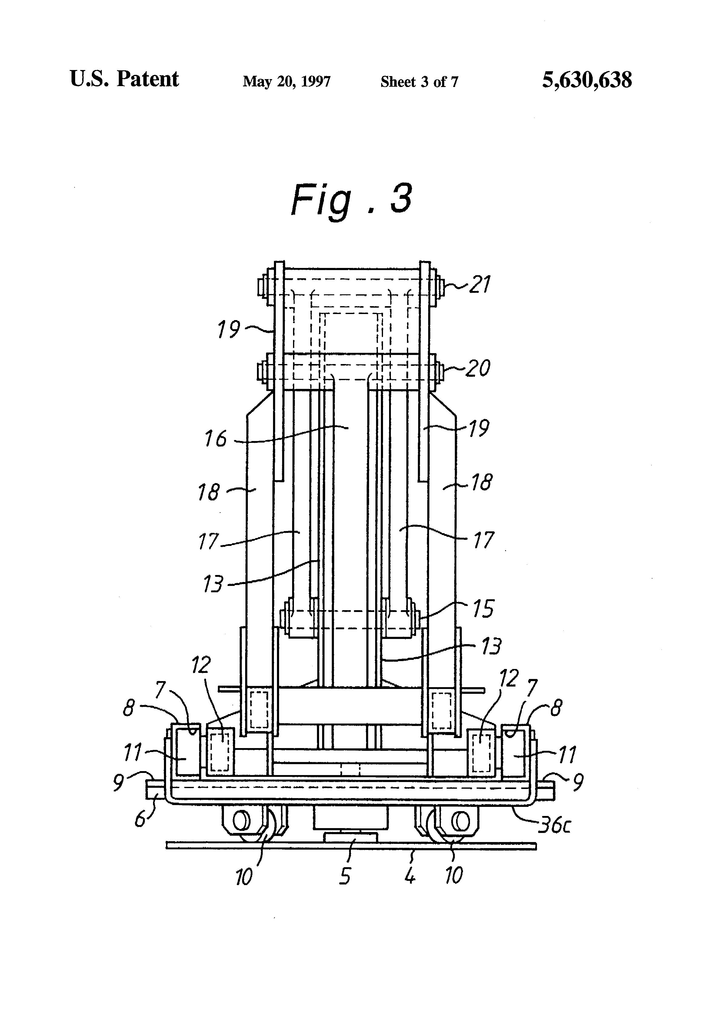 Seat Lift Mechanism : Patent us seat lift mechanism for an automotive