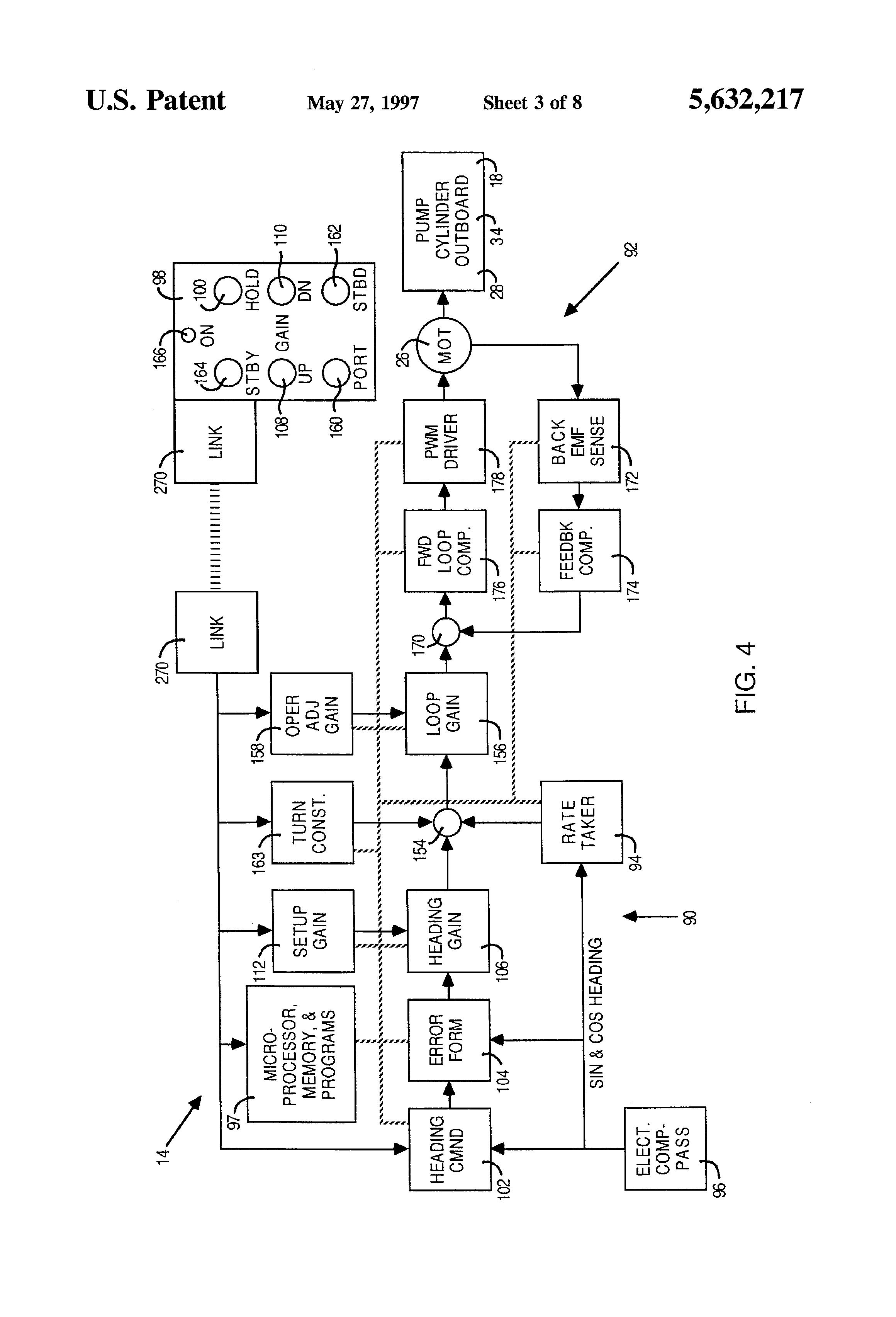 patent us5632217
