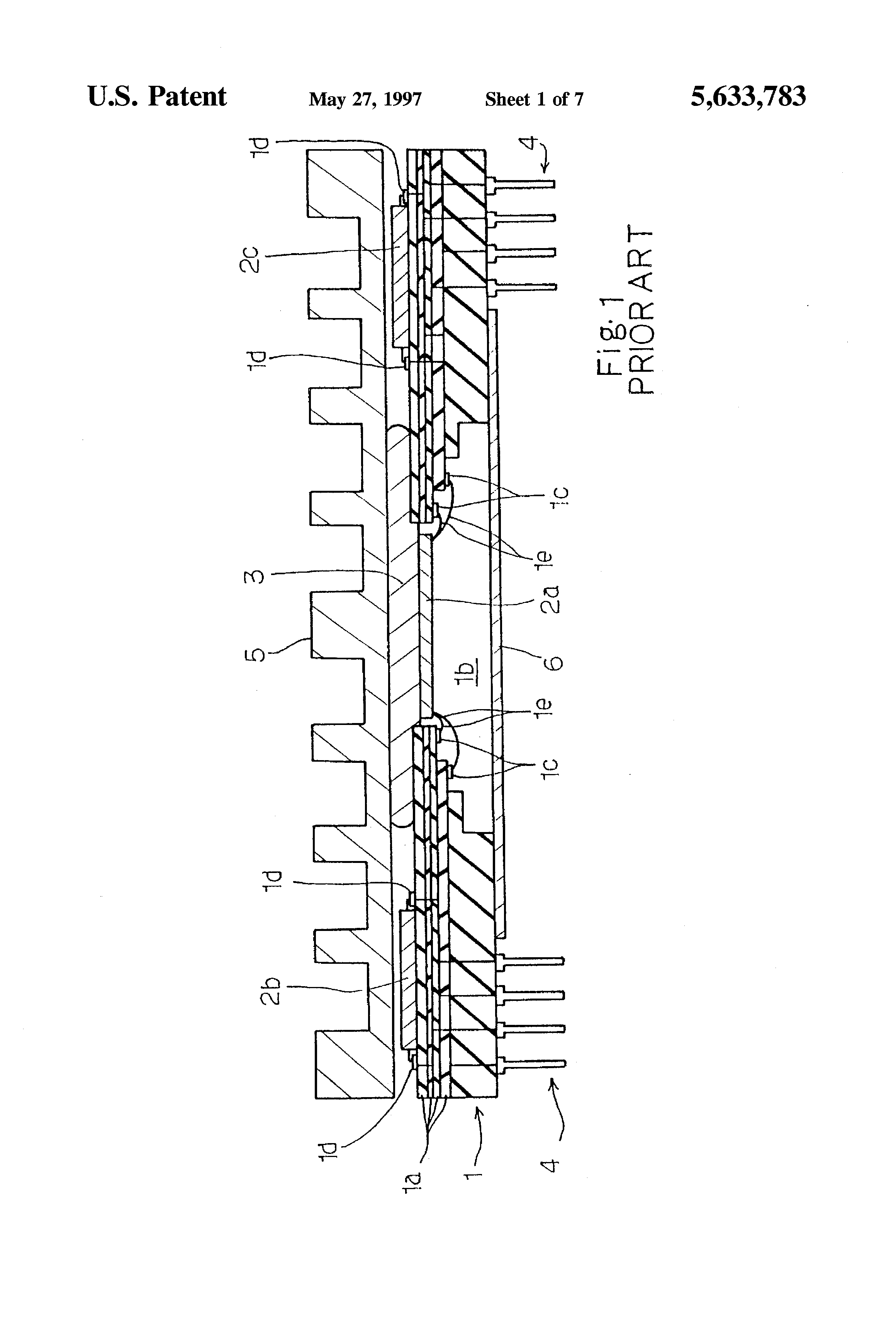 patent us5633783