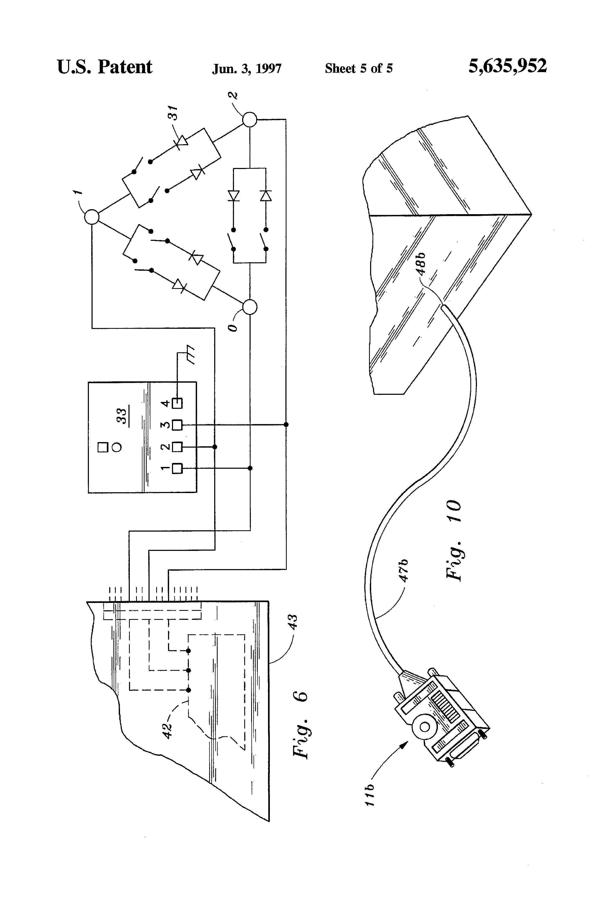 patent us5635952