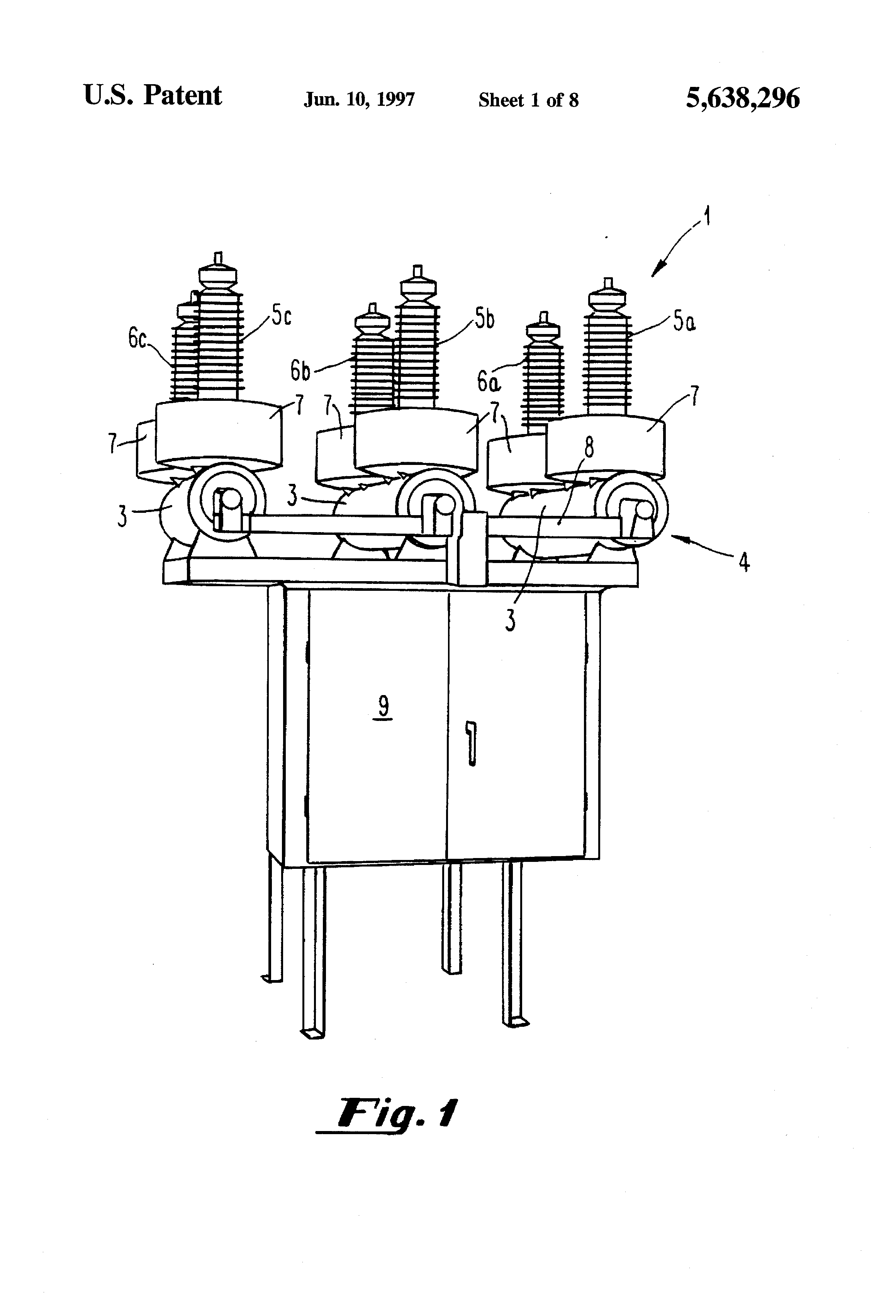 patent us5638296