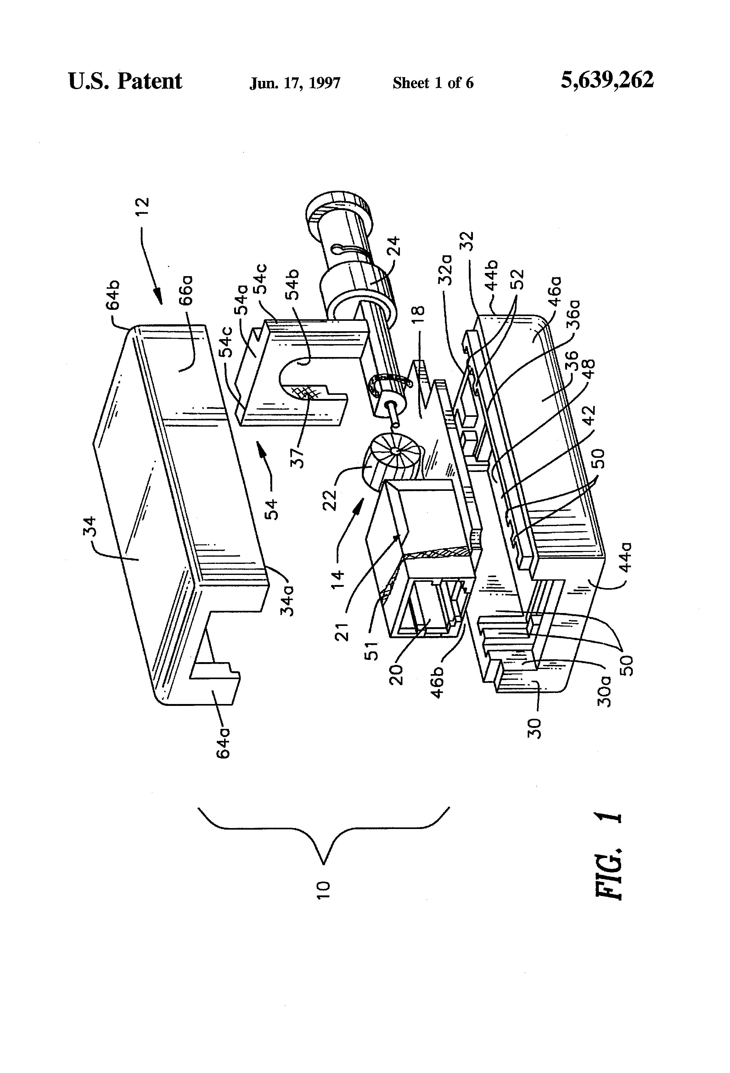 patent us5639262