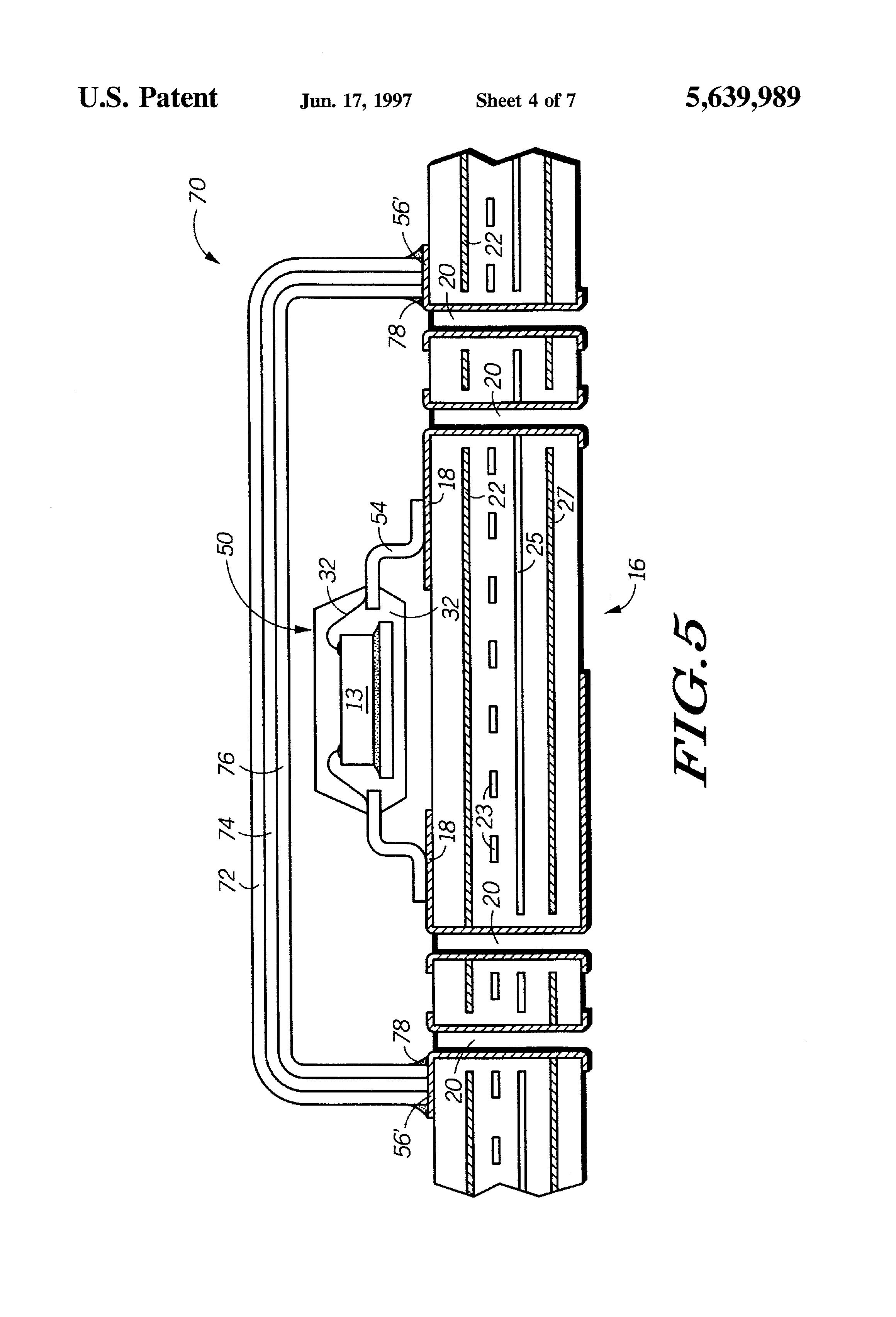 patent us5639989