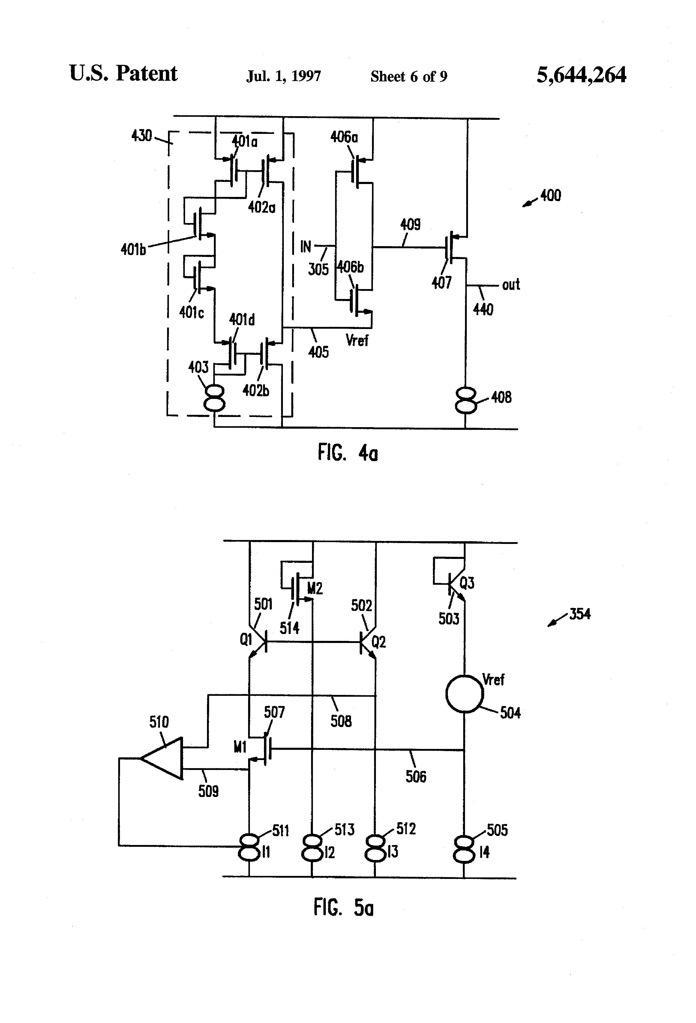 patent us5644264