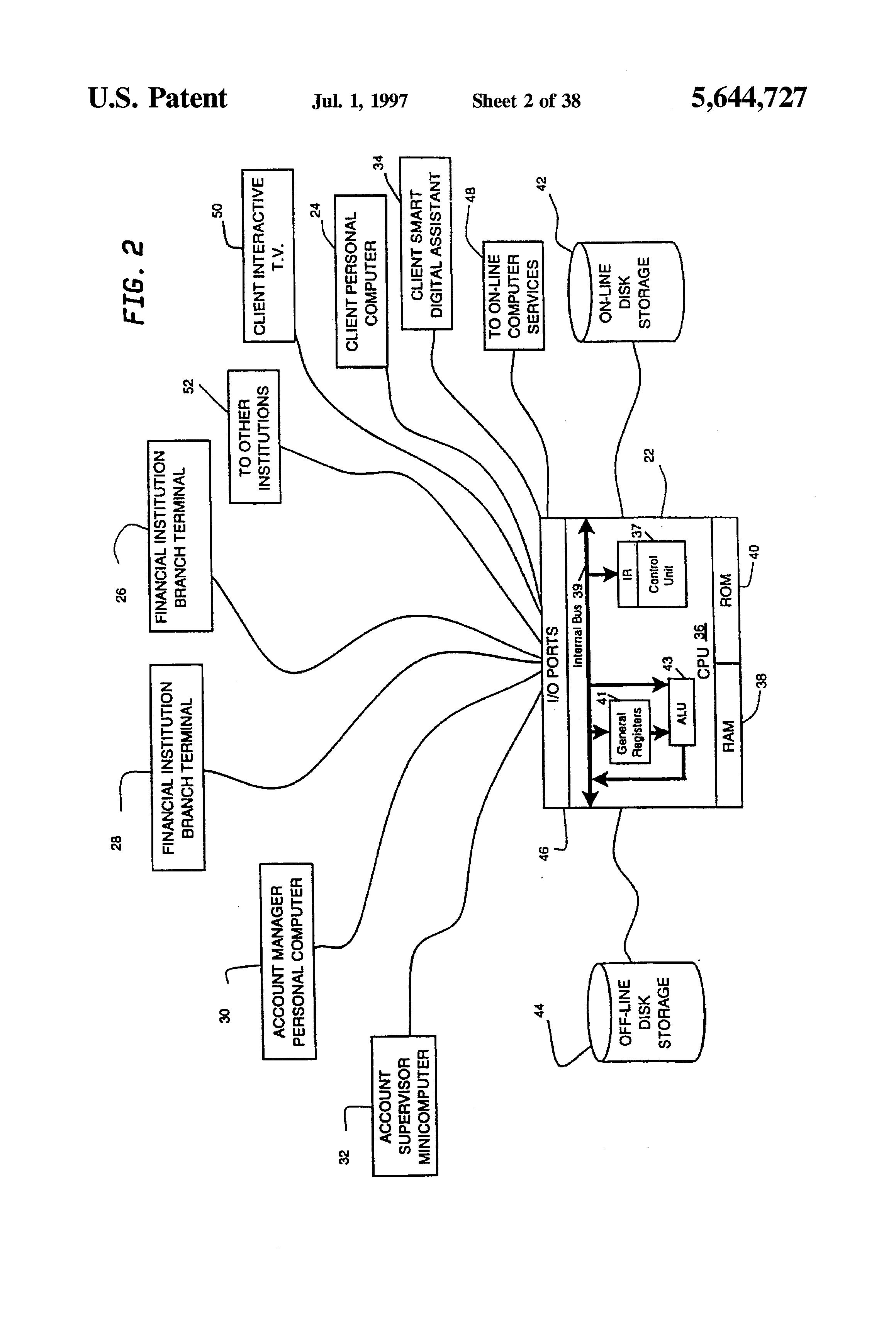 patent us5644727 system for the operation and management of one 457 Plan Withdrawal For Home Purchase 457 Plan Withdrawal For Home Purchase #8 457 plan withdrawal for home purchase