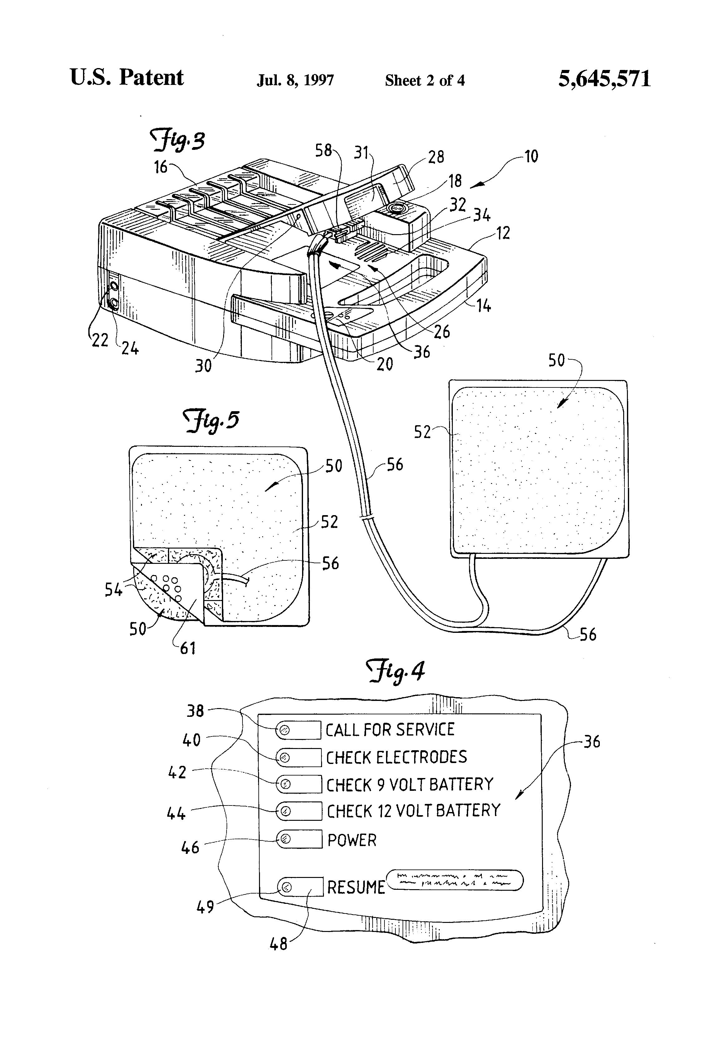 patent us5645571