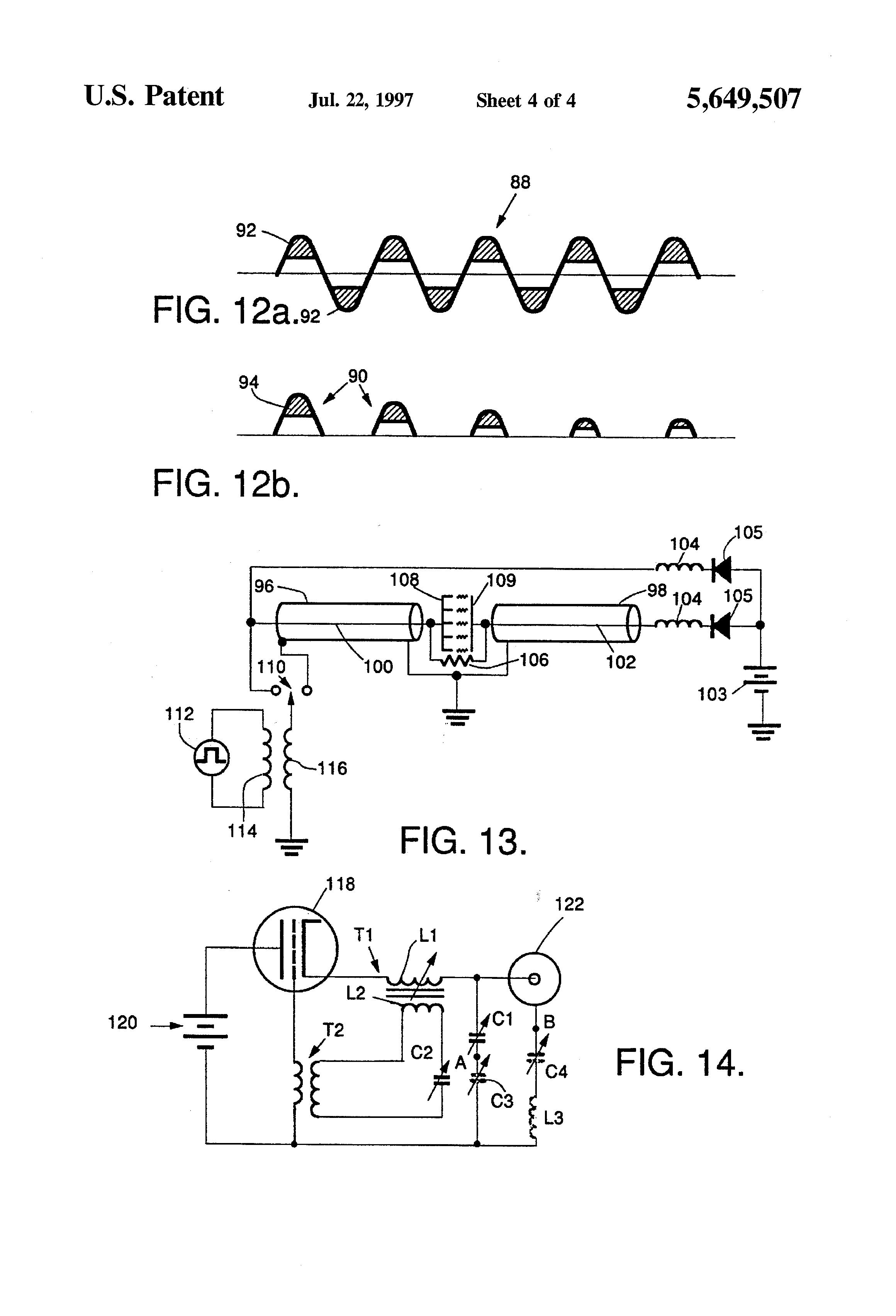 patent us5649507