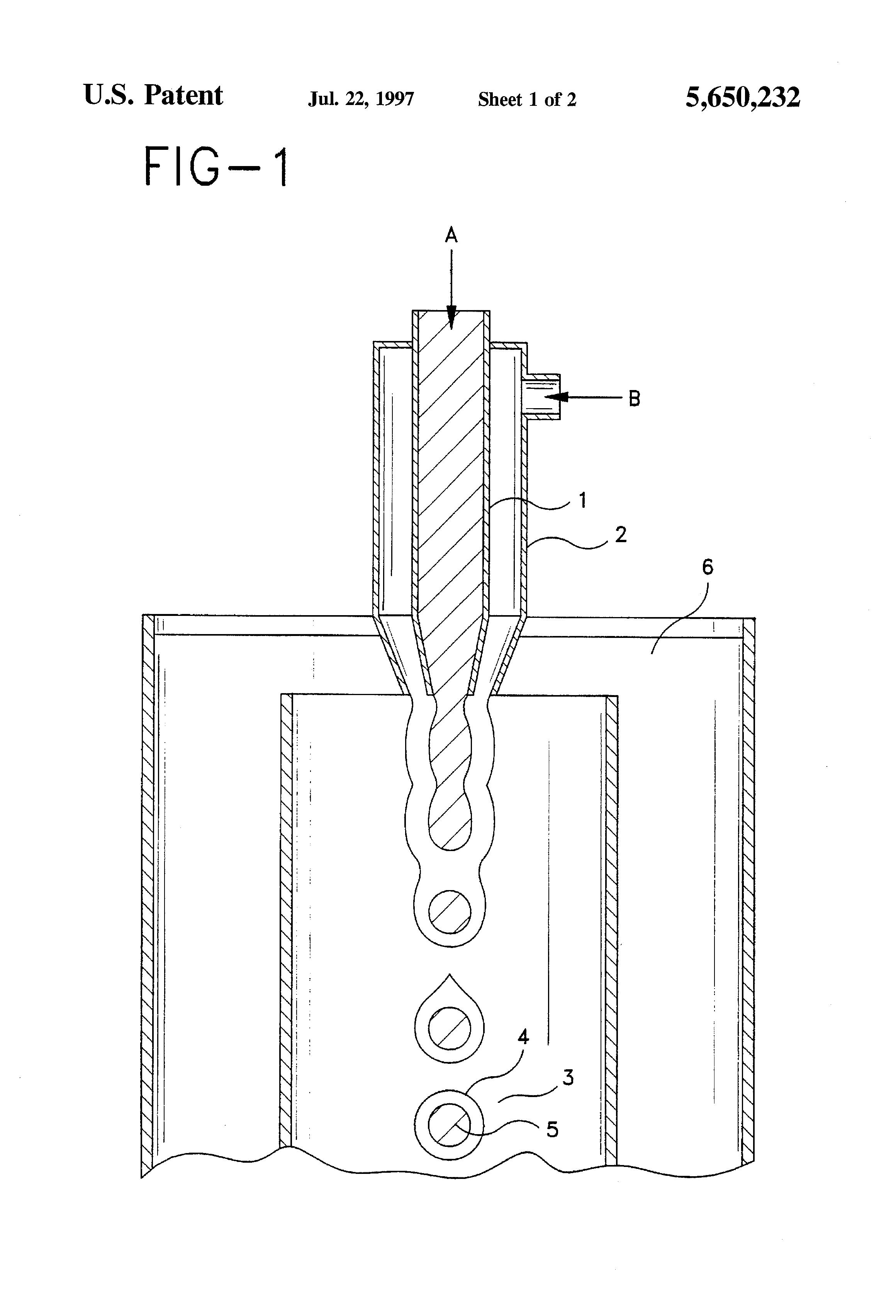 patent us5650232 method for making seamless capsules google patentsuche. Black Bedroom Furniture Sets. Home Design Ideas