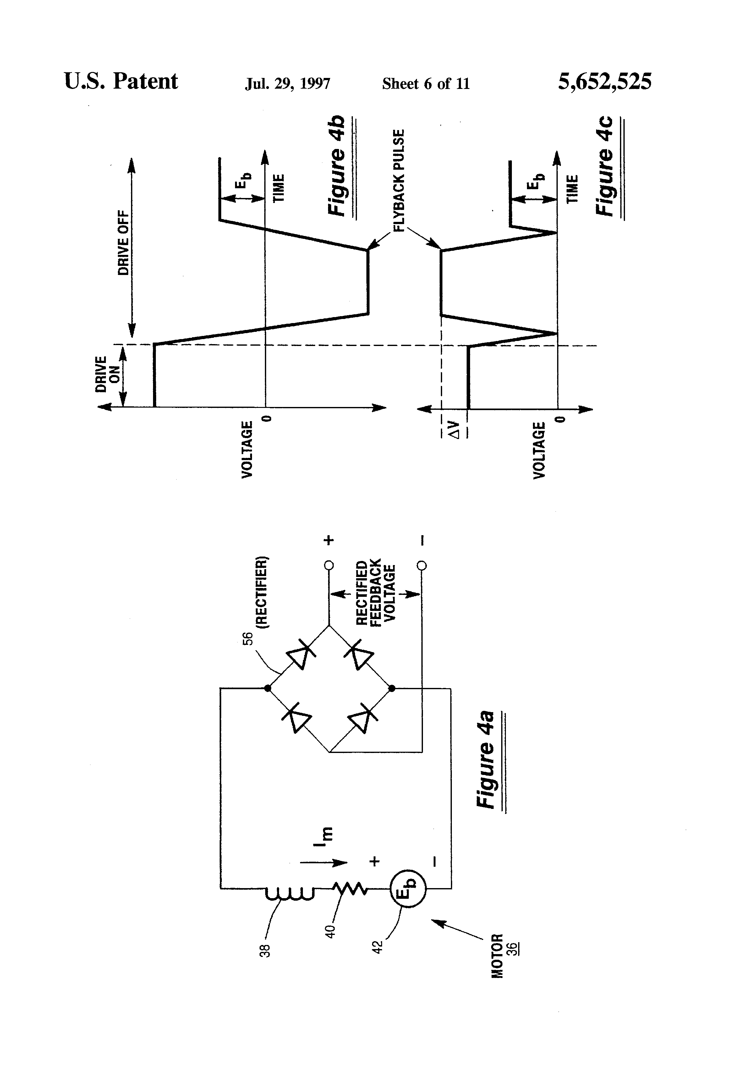 patent us system and method for detecting d c motor patent drawing