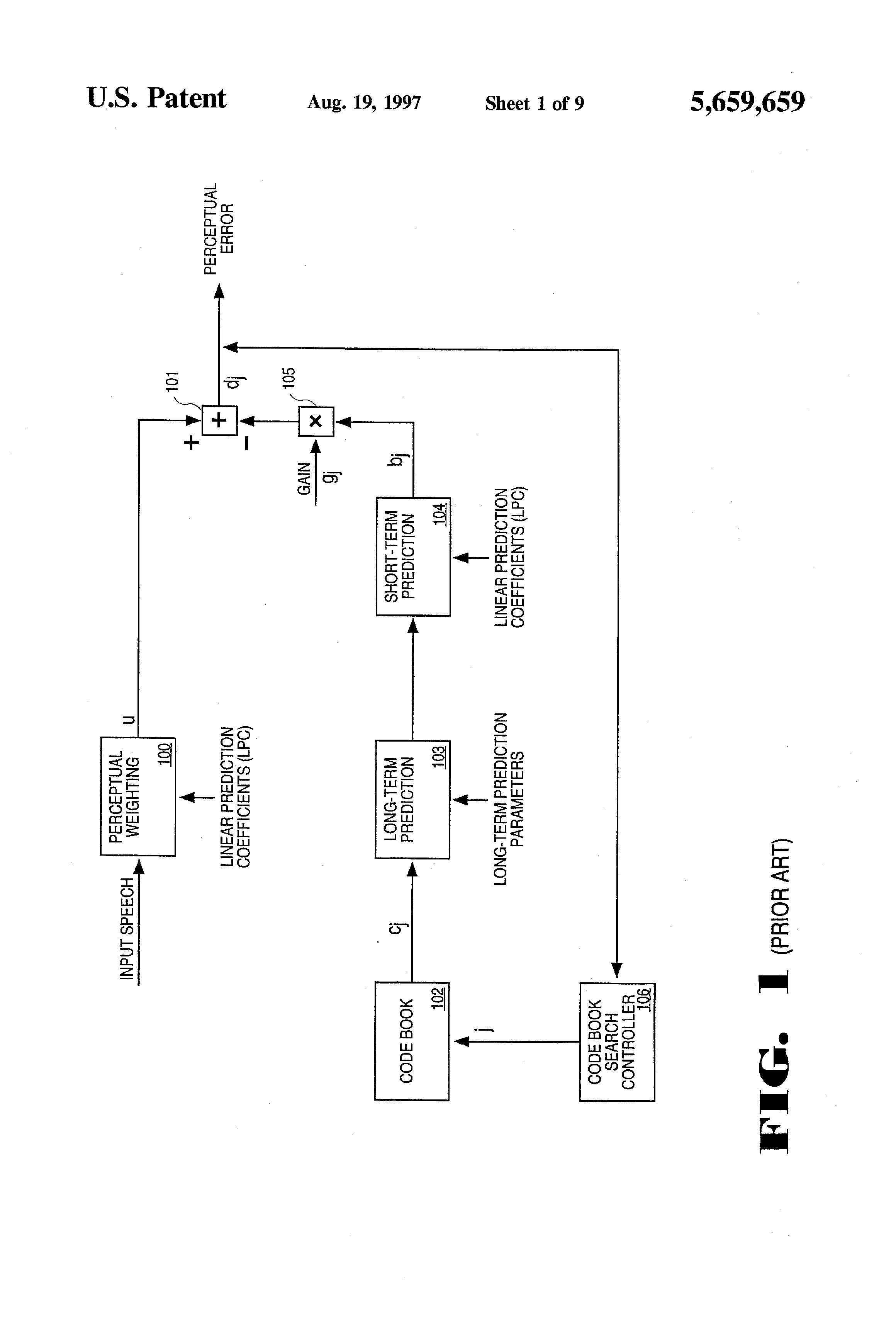 patent us5659659