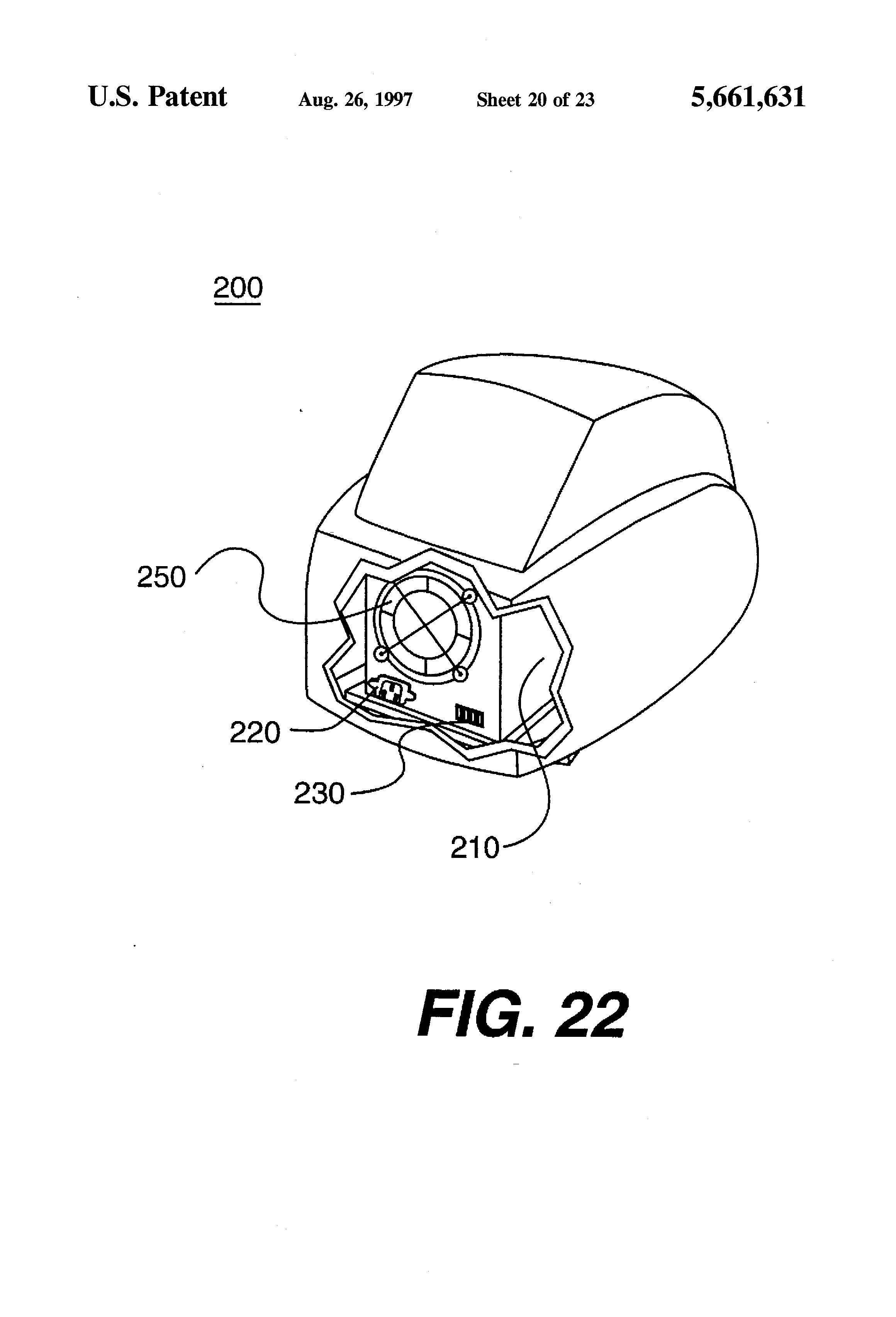 patent us5661631