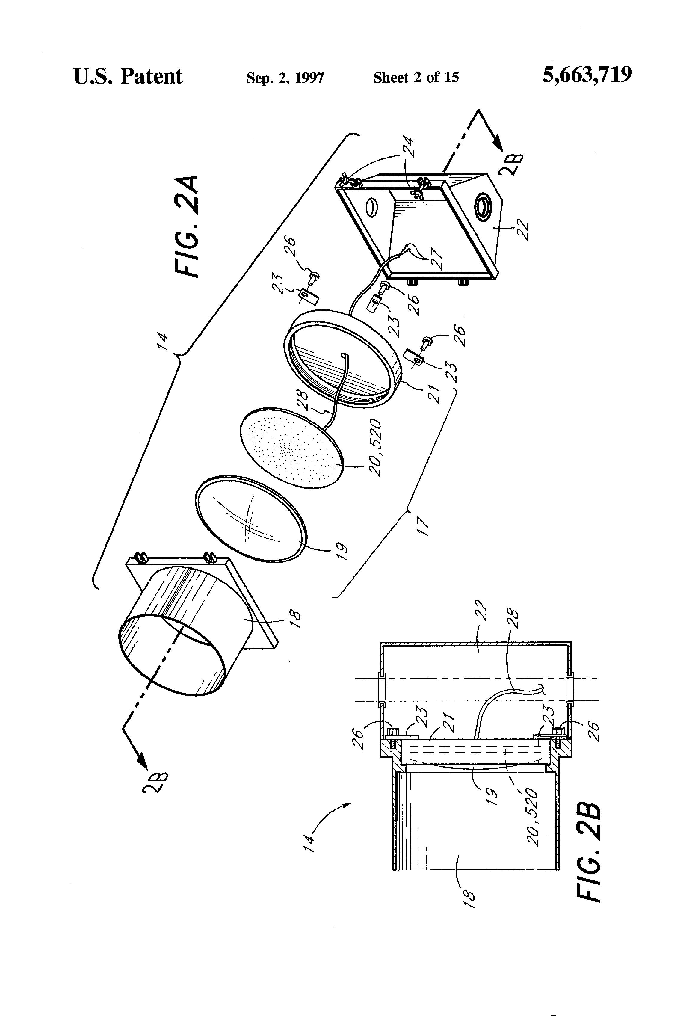 patent us5663719