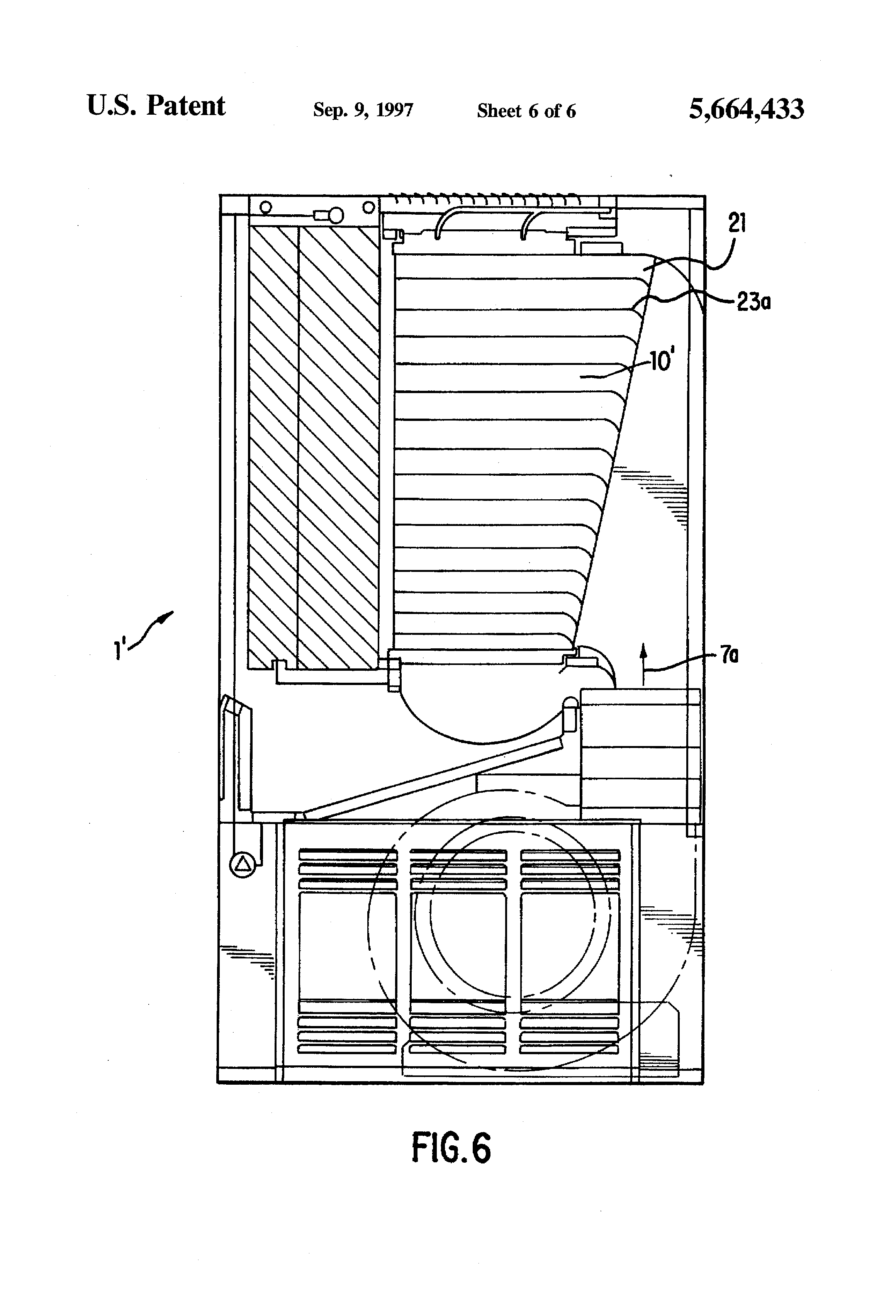 Patent US5664433 Indirect and direct evaporative cooling system – Evaporative Cooler Fuse Box