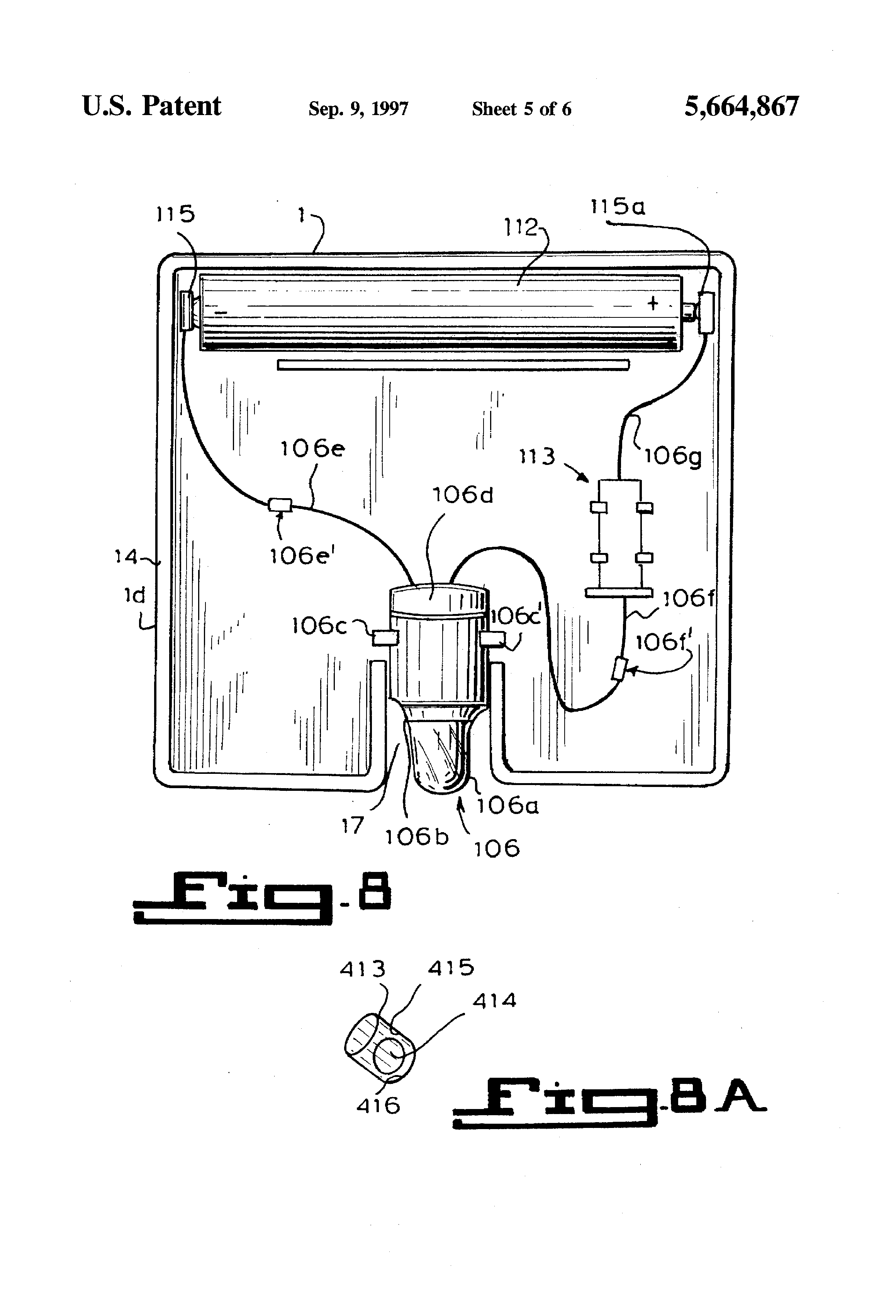 US5664867 5 patent us5664867 night light for toilet seat google patents  at mifinder.co