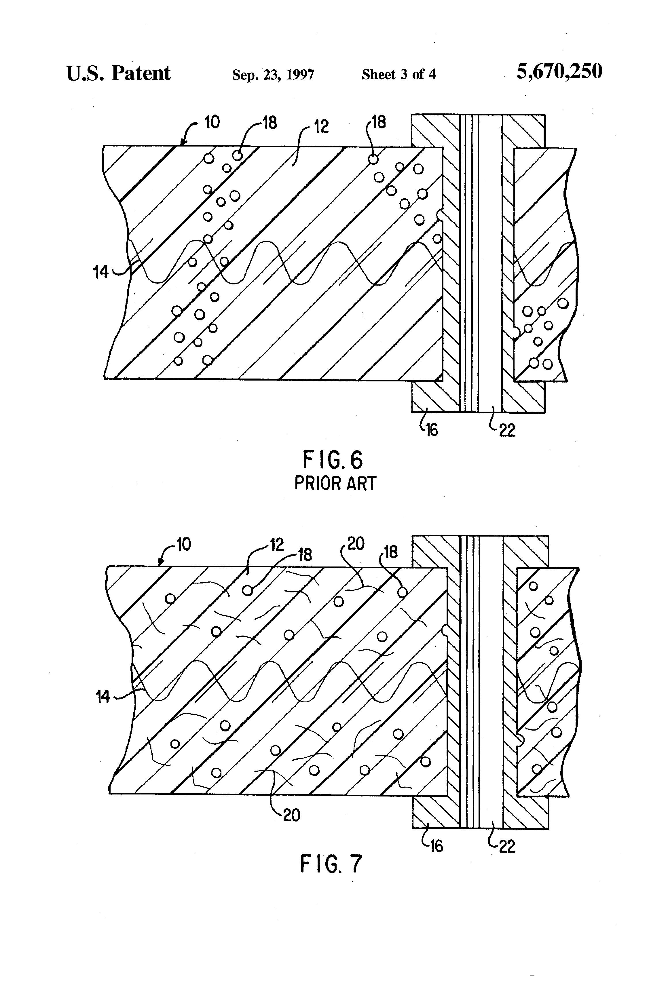 patent us5670250