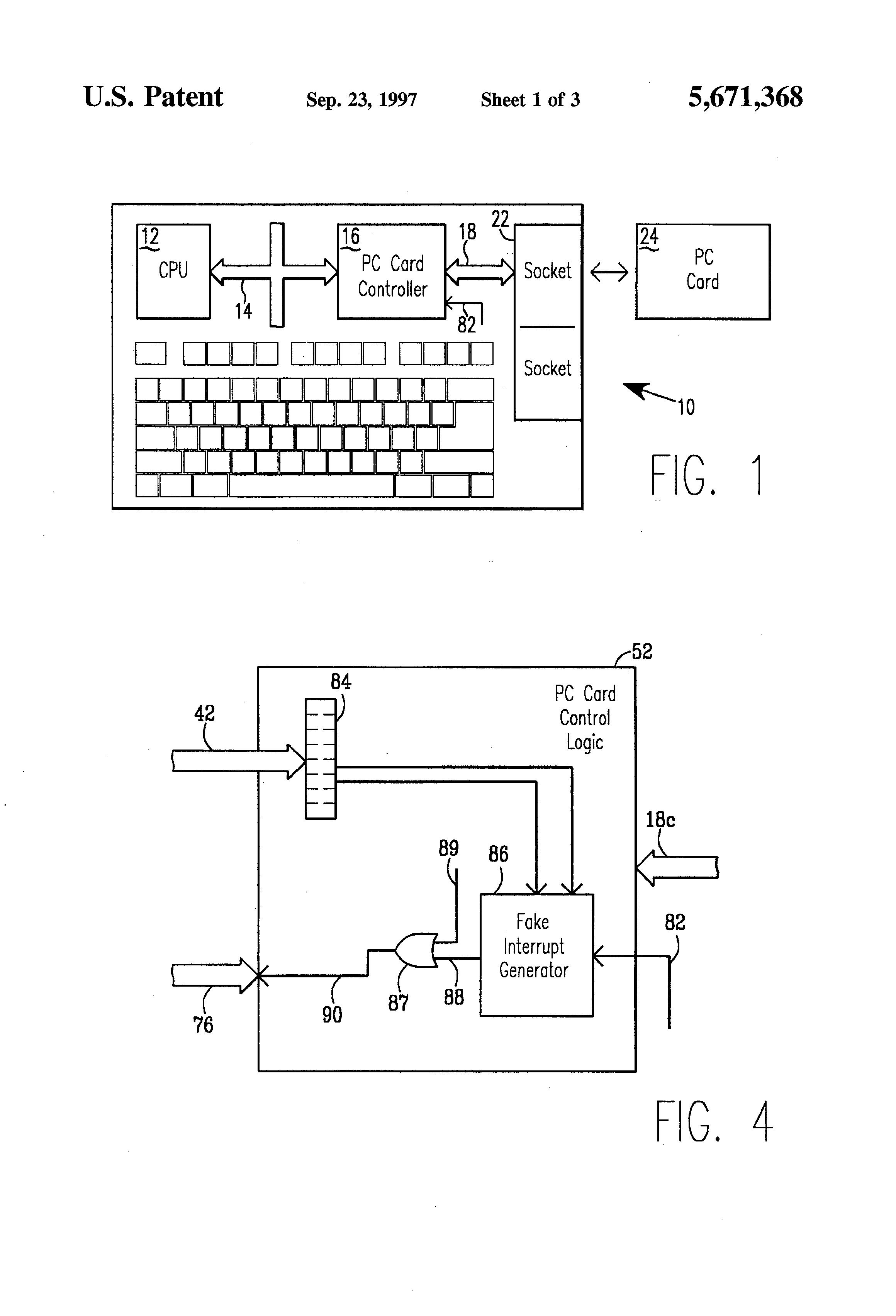 patent us5671368