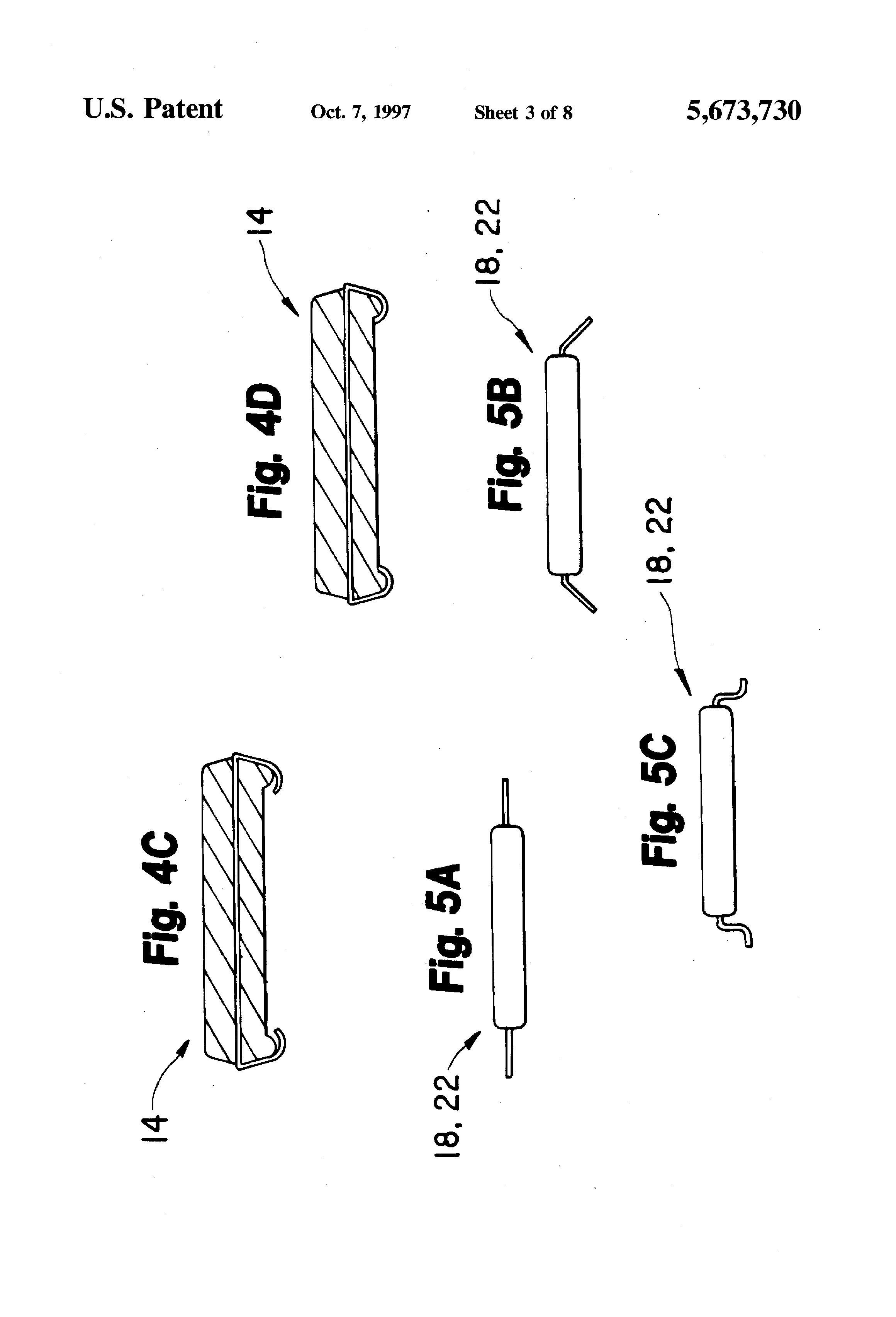 Brevet Us5673730 Form Tooling And Method Of Forming Semiconductor Small Outline Integrated Circuit Soic Sop Patent Drawing