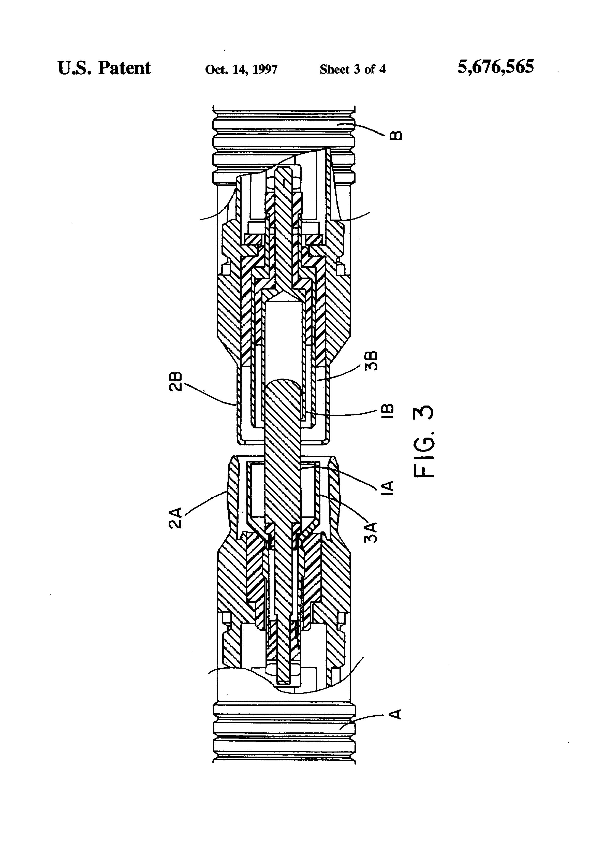 patent us5676565