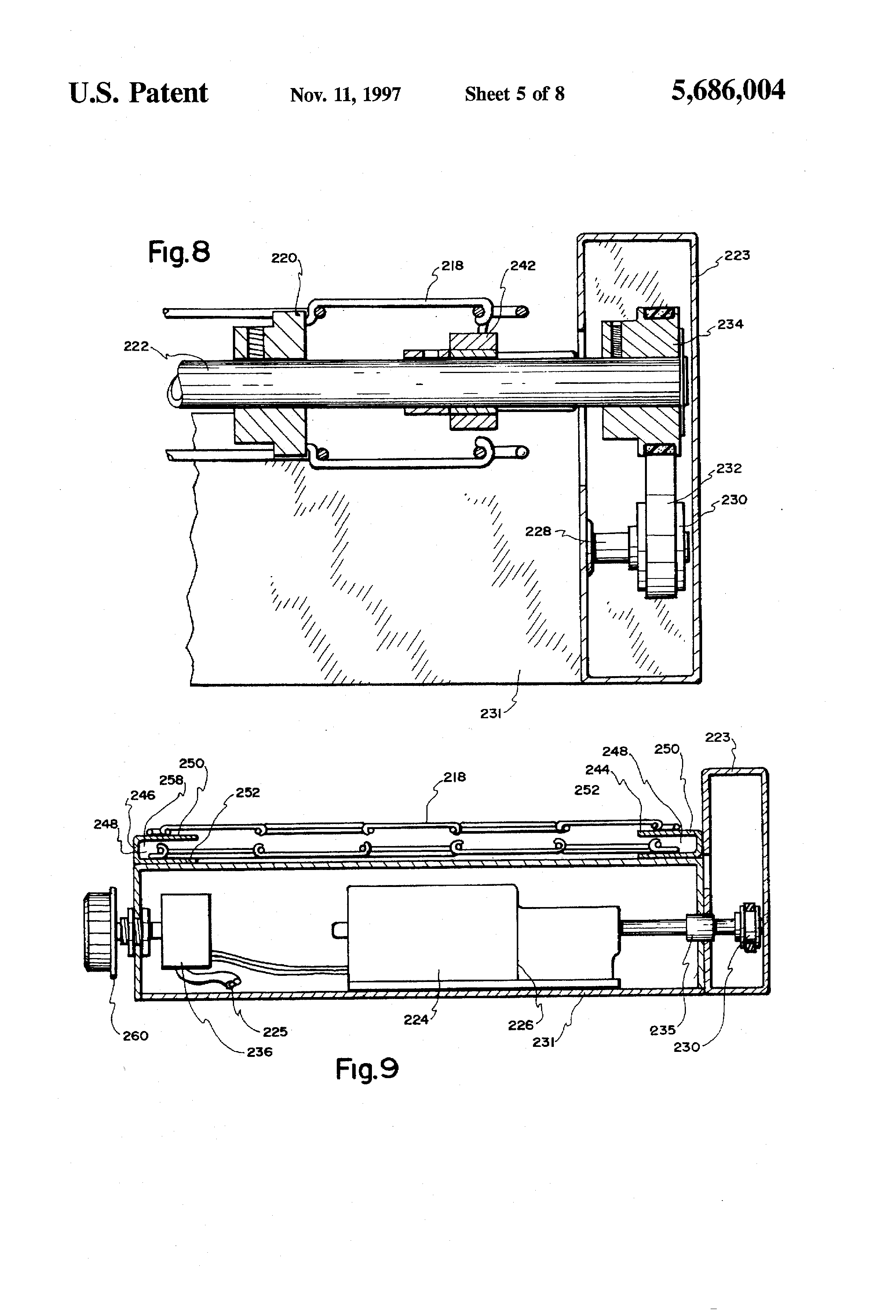 US5686004 6 patent us5686004 pizza oven with conveyor google patents  at alyssarenee.co