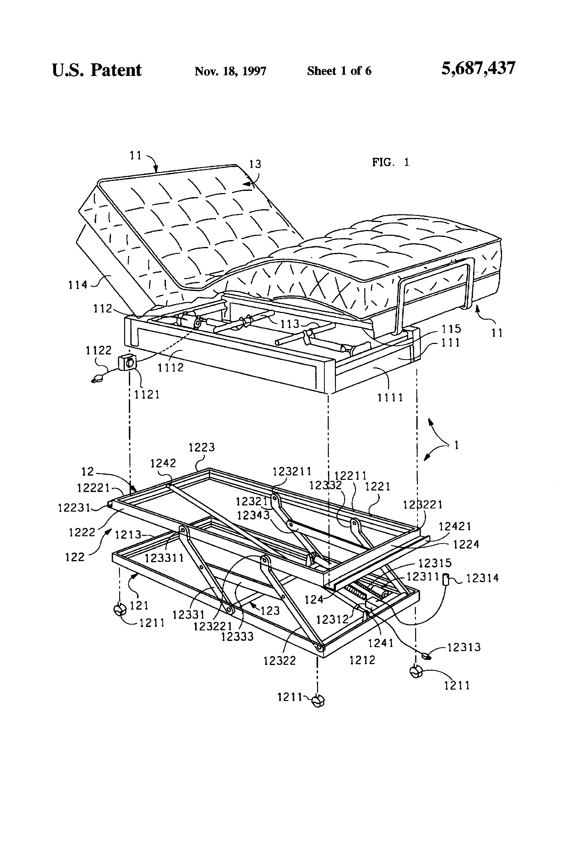 Popular Patent Drawing