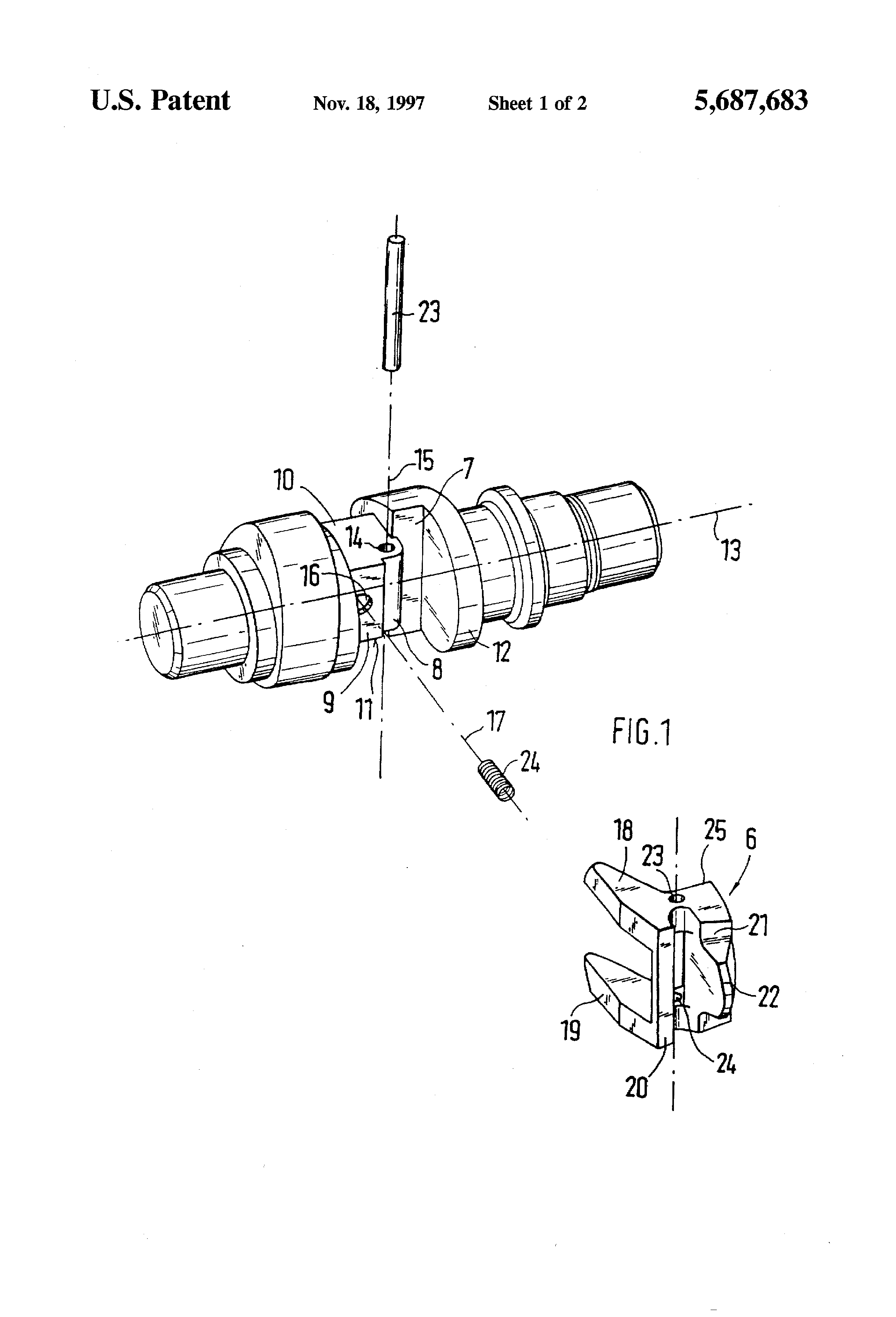 Combustion Engine Lever : Patent us automatic decompressor for valve
