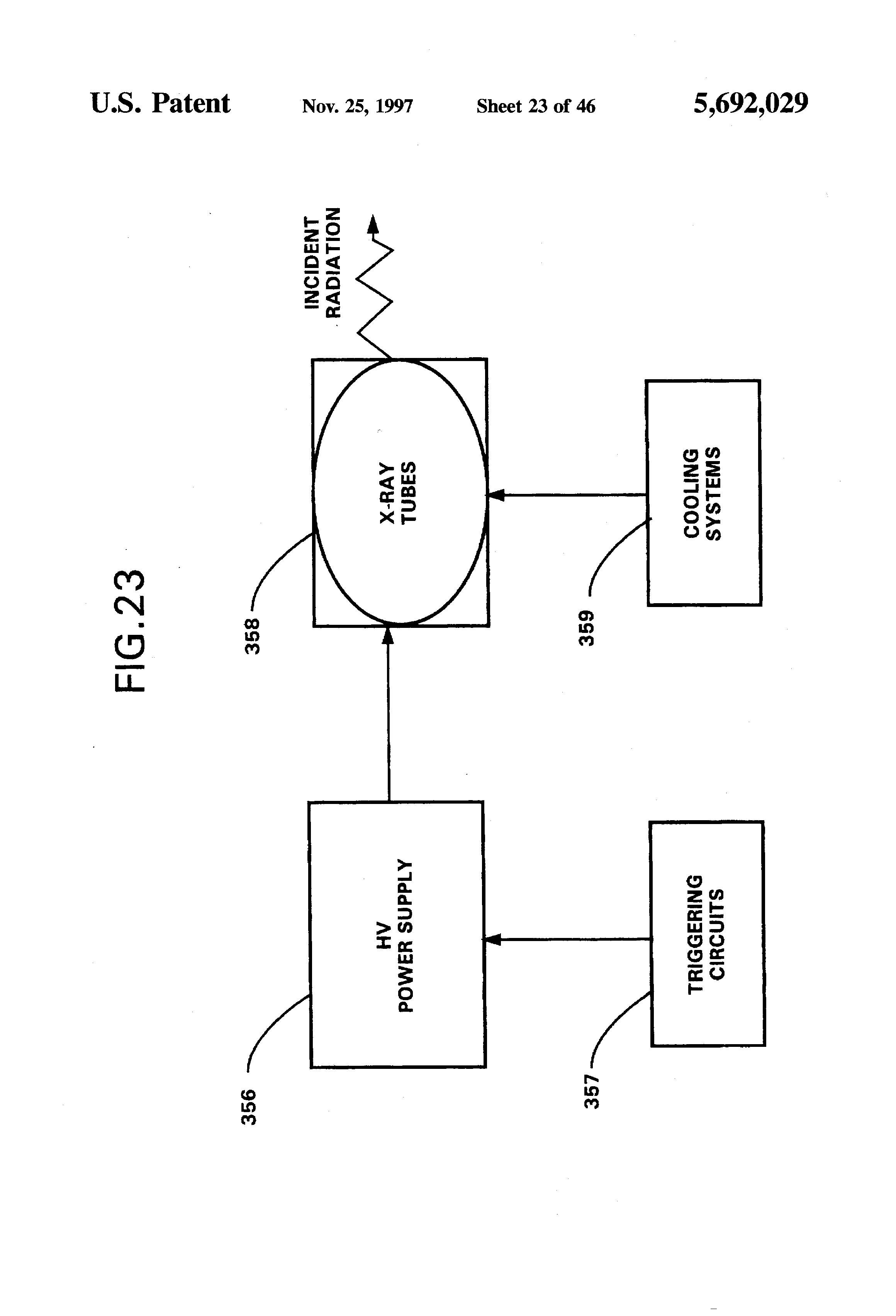 Patent Us5692029 Detection Of Concealed Explosives And Contraband Metal Detector Circuits Also Bat Schematic In Addition Drawing