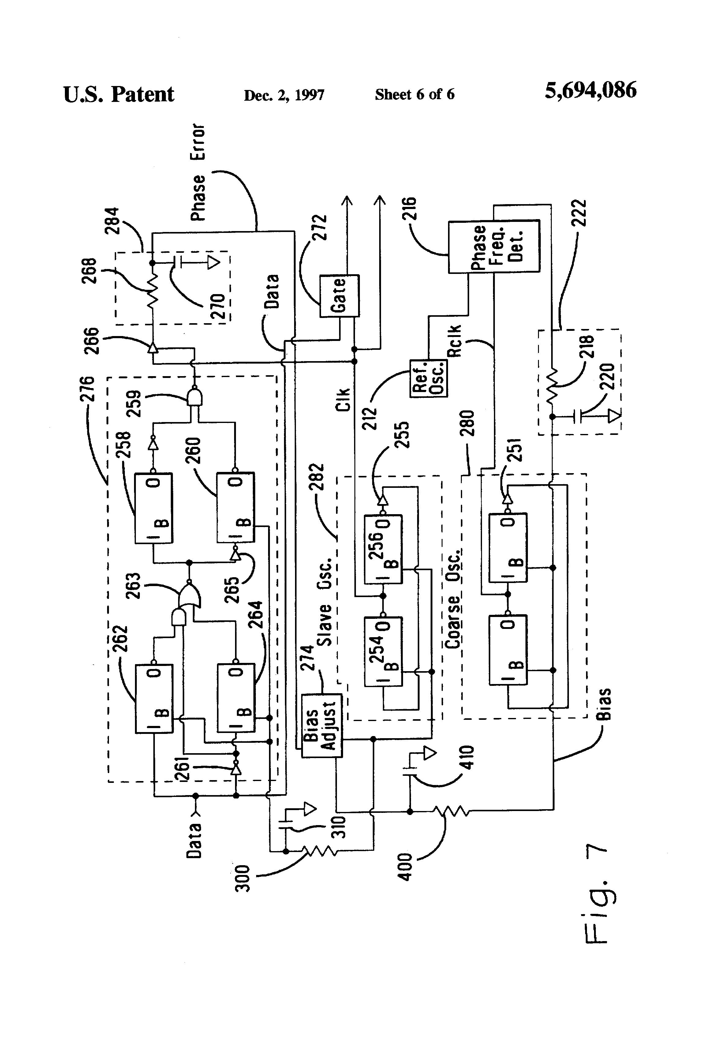 patent us5694086