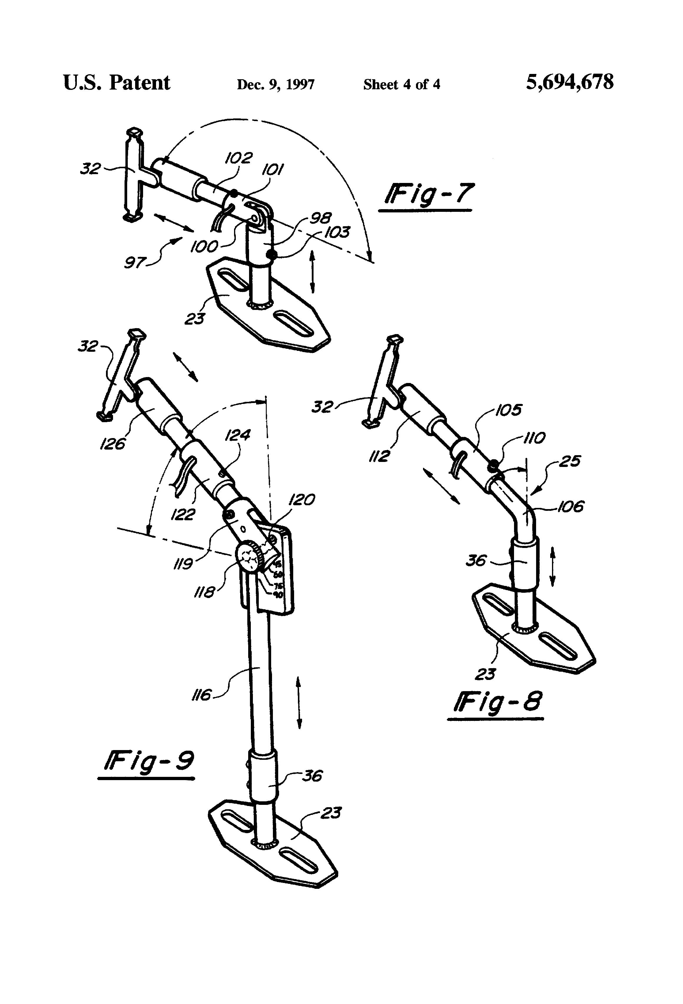 patent us5694678