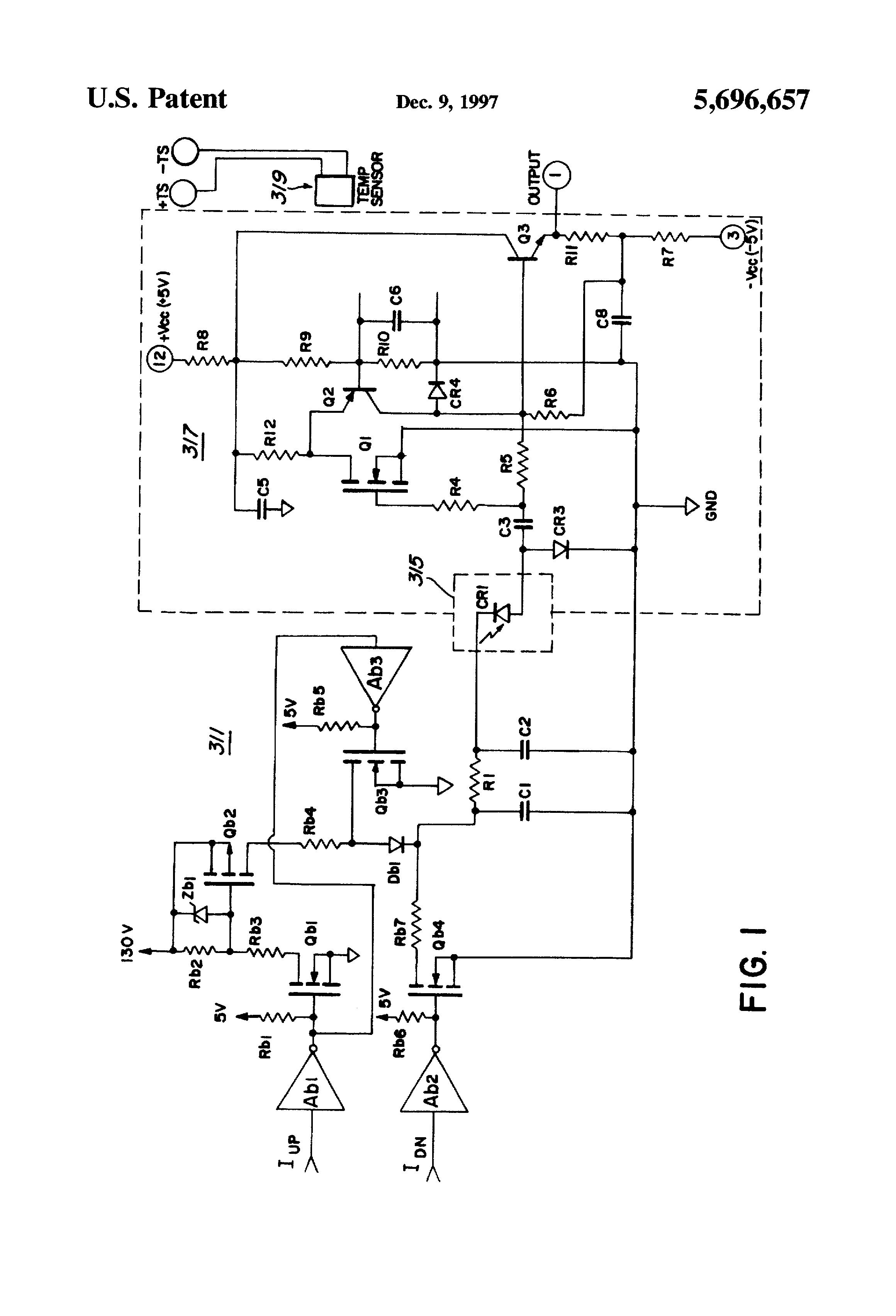 patent us5696657