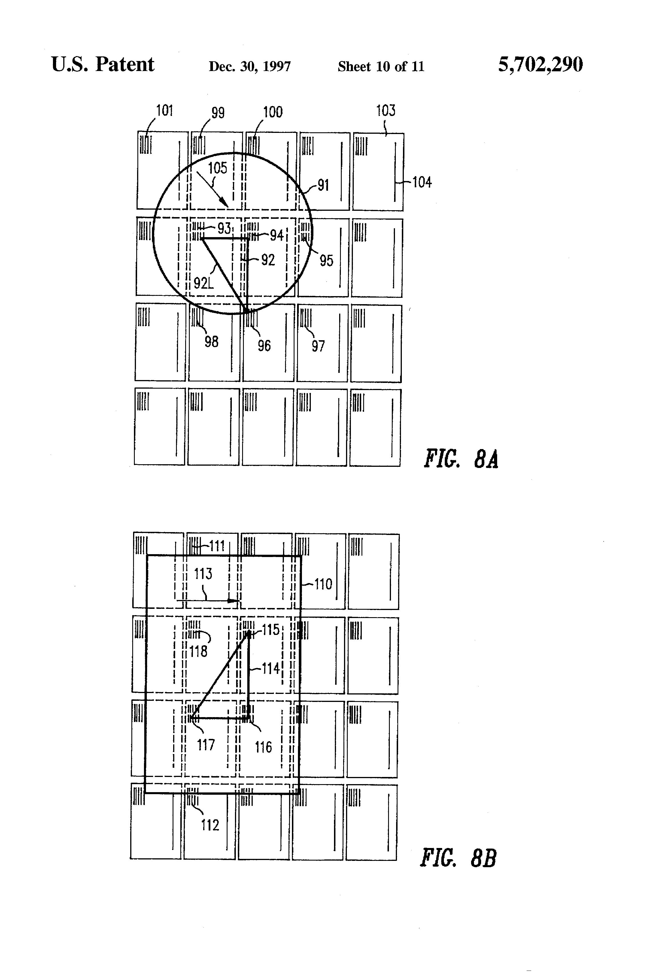 Patent Us5702290 Block For Polishing A Wafer During Manufacture Of Shibaura Hydraulic Lift Wiring Diagram Drawing