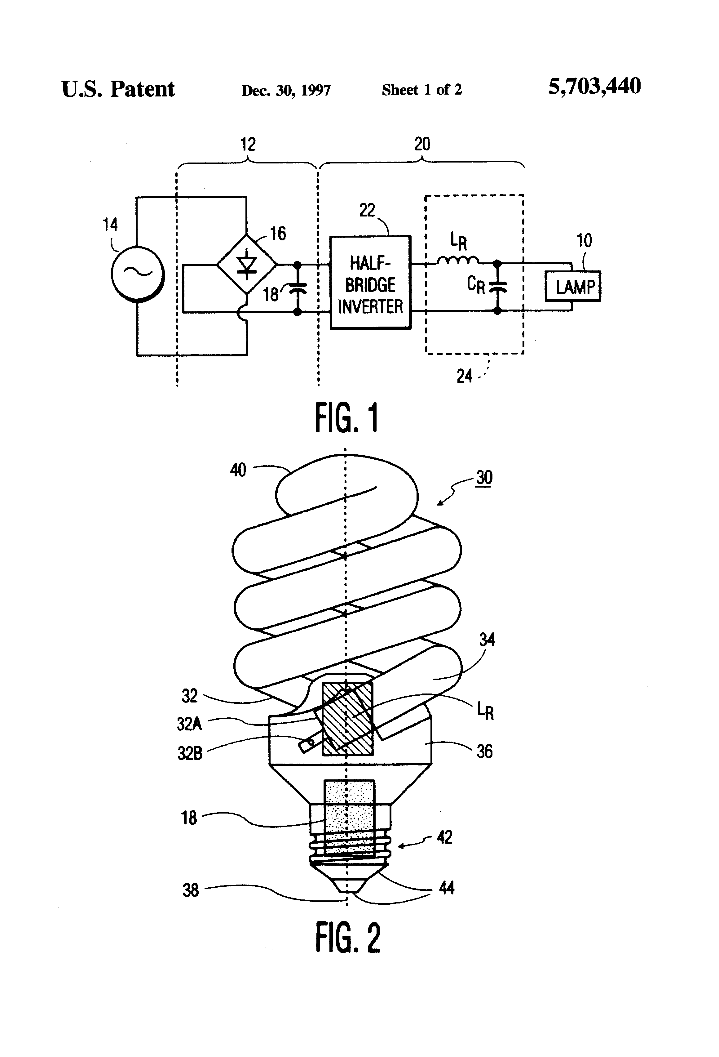 patent us5703440
