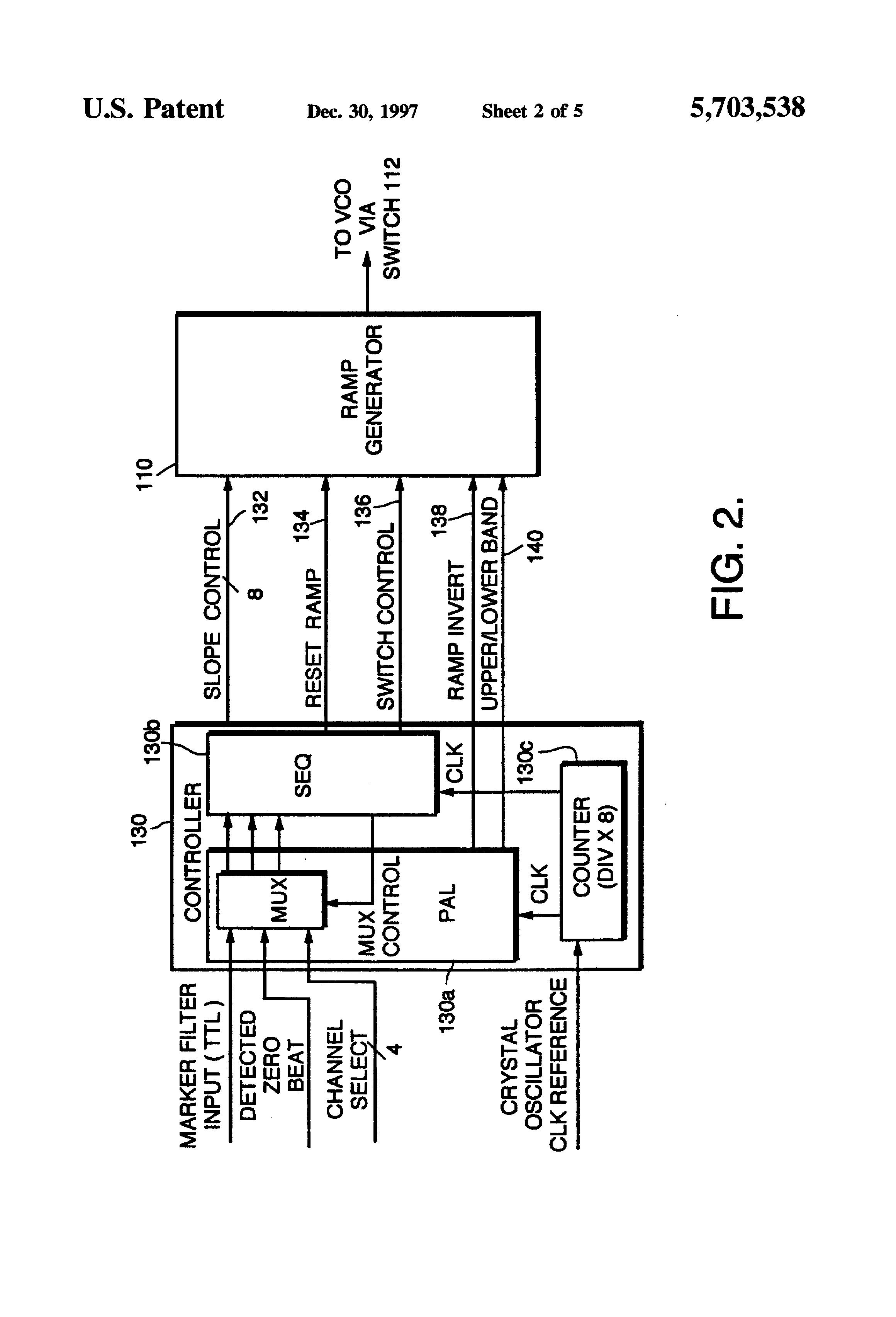 patent us5703538