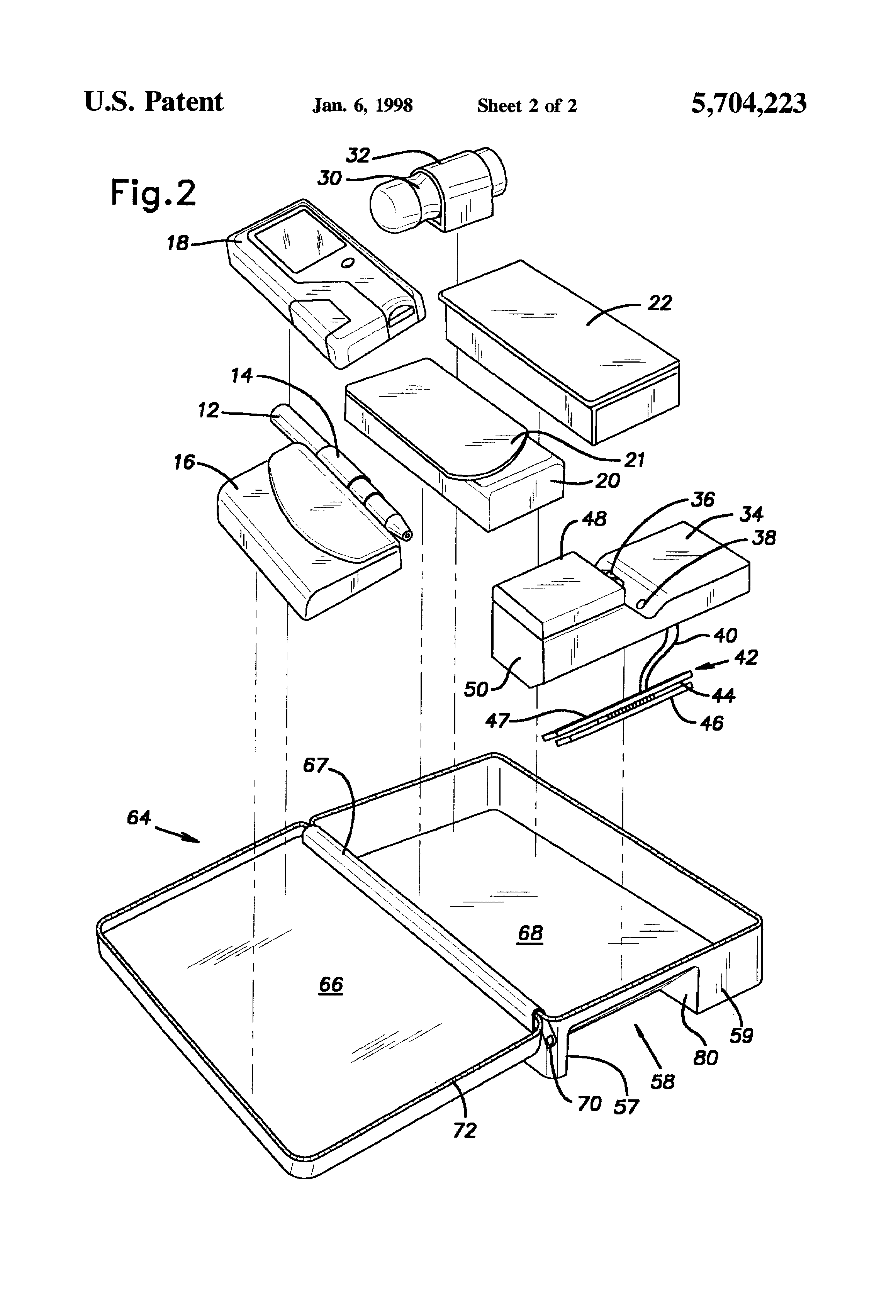 US5704223 furthermore Littlecraft as well  on peltier cooling kit