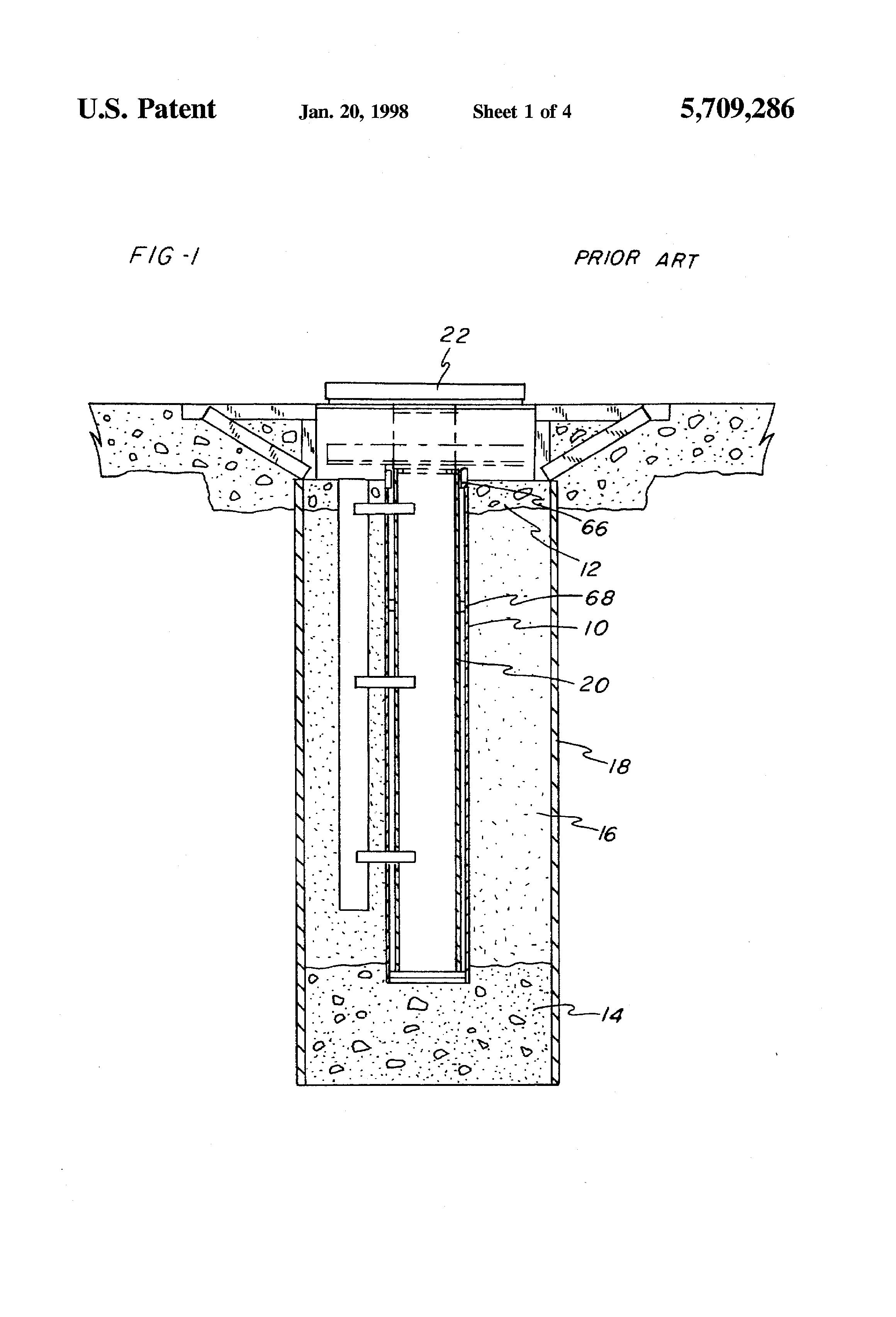 In Ground Hydraulic Lift Diagram