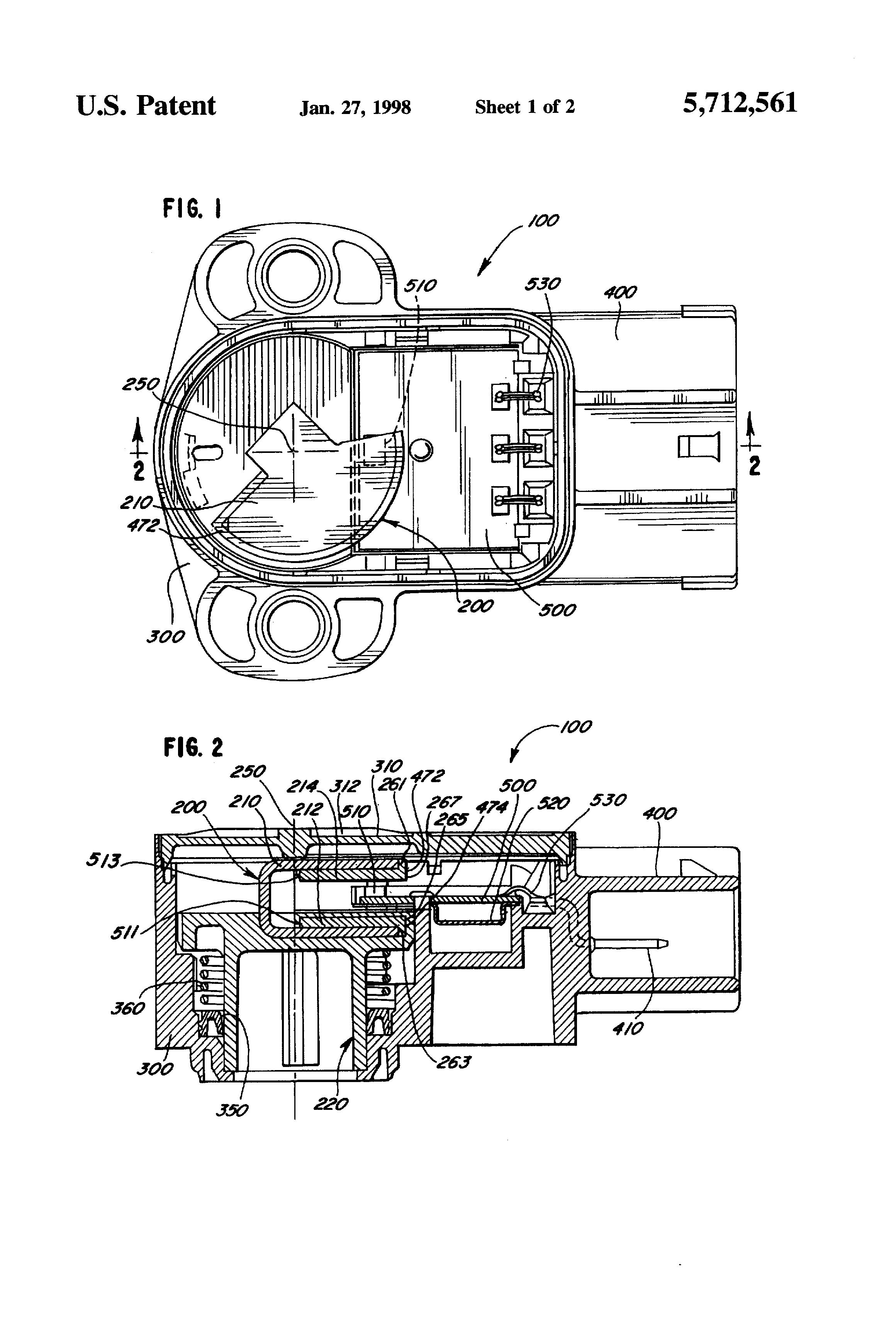 patent us5712561