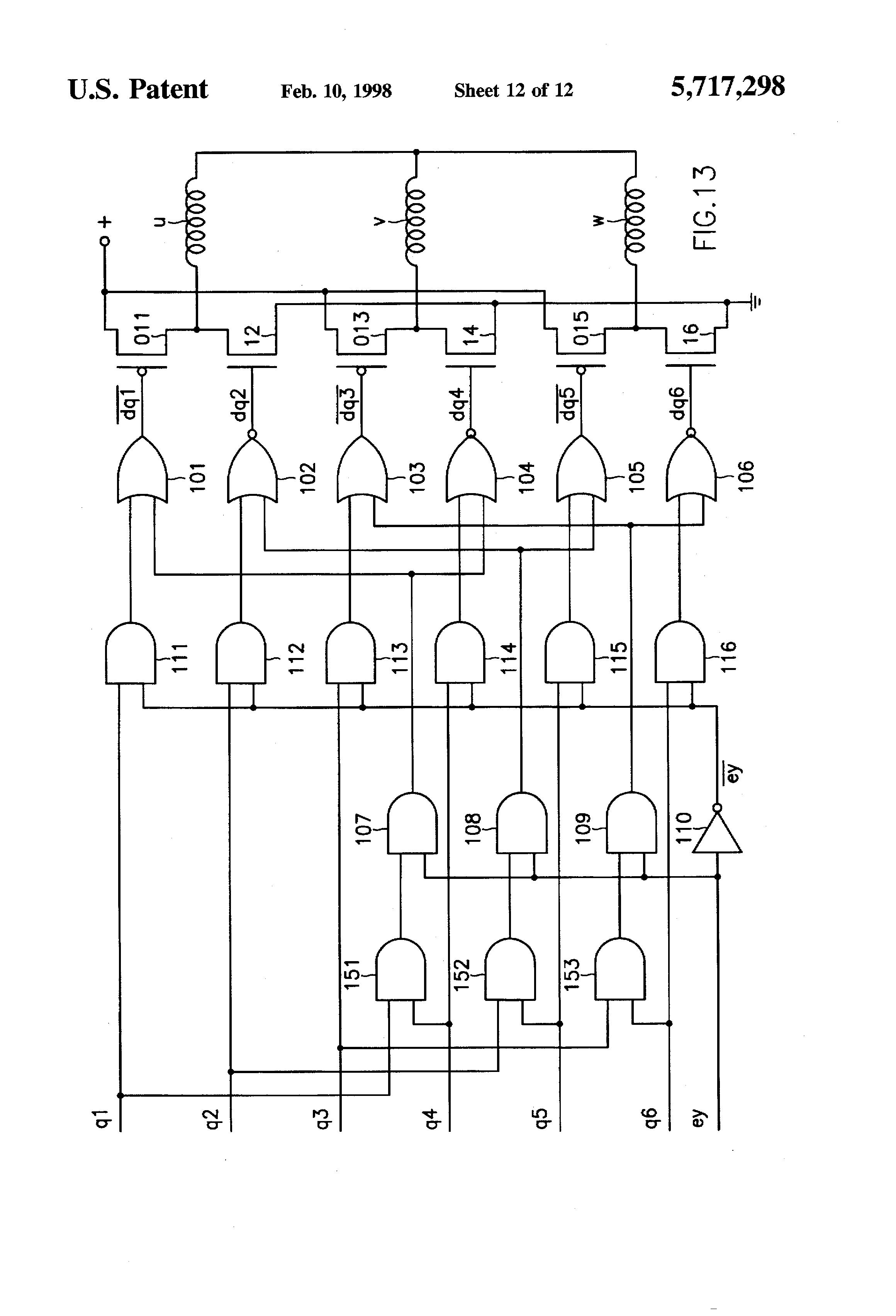 patent us5717298