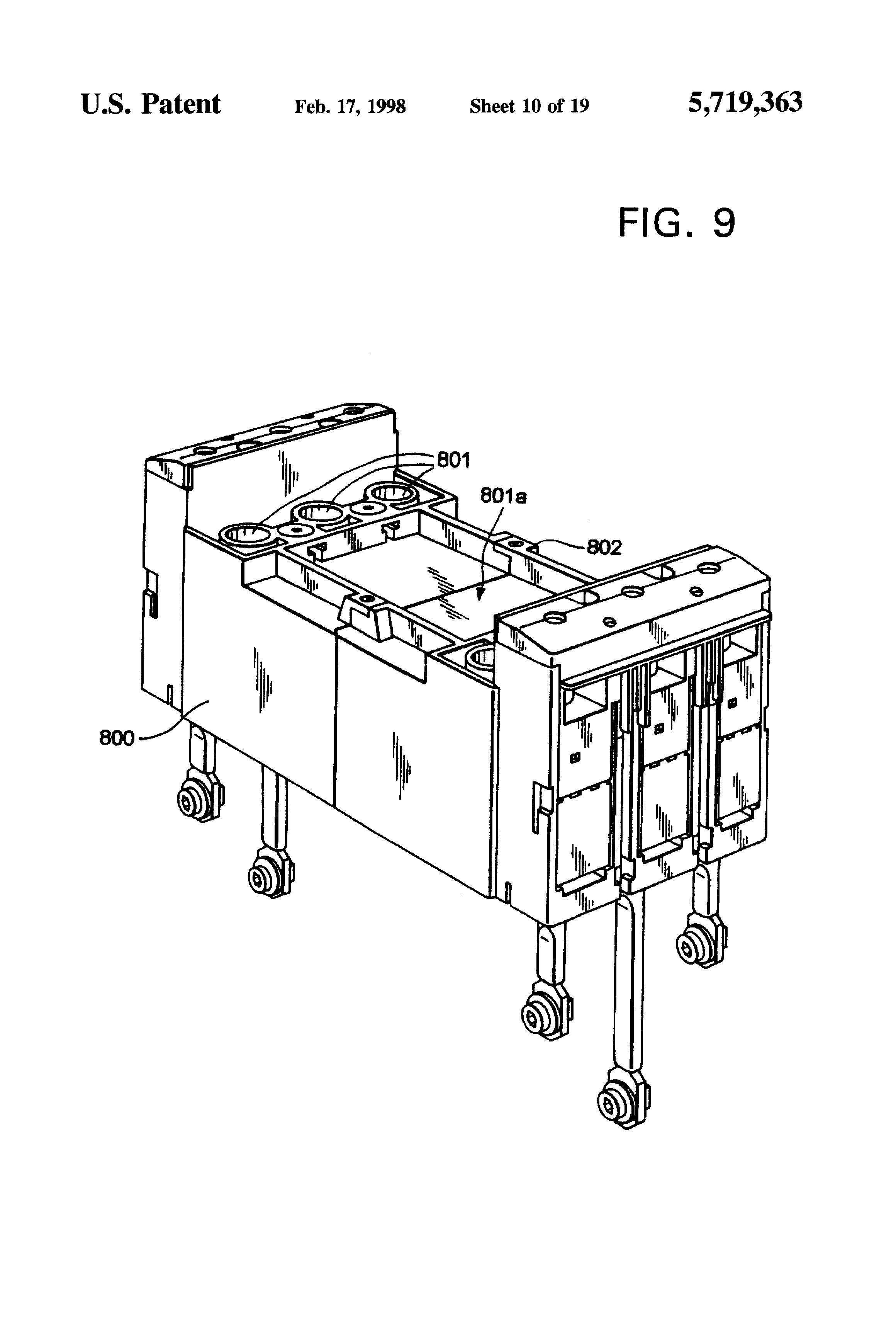 patent us5719363