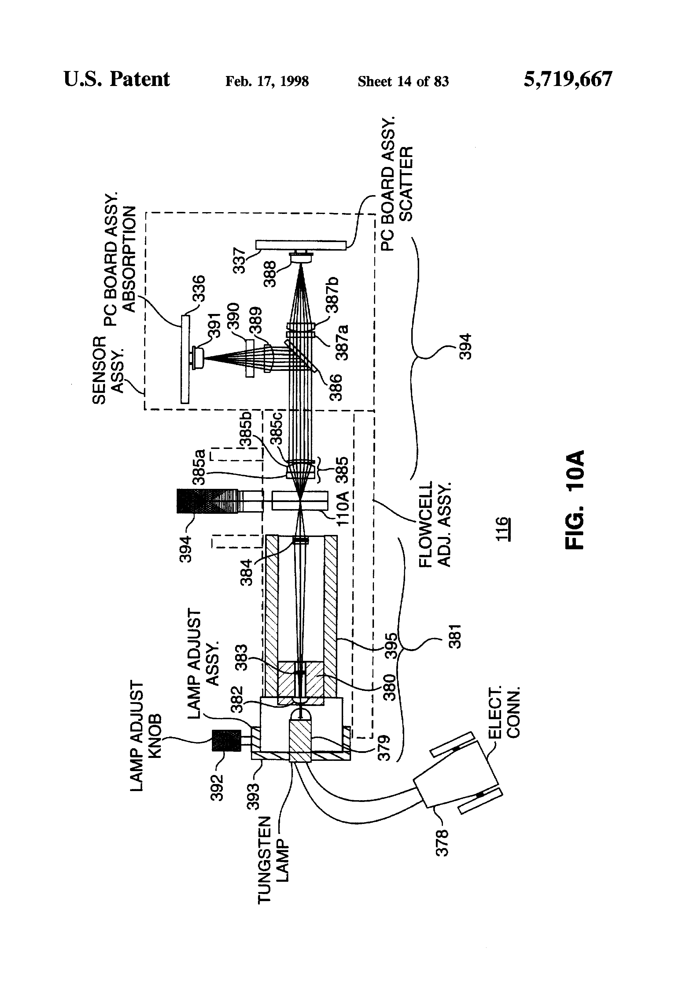 Patent Us5719667 Apparatus For Filtering A Laser Beam In An Circuit Diagram 555 The Delay With Watchdog Composed Drawing