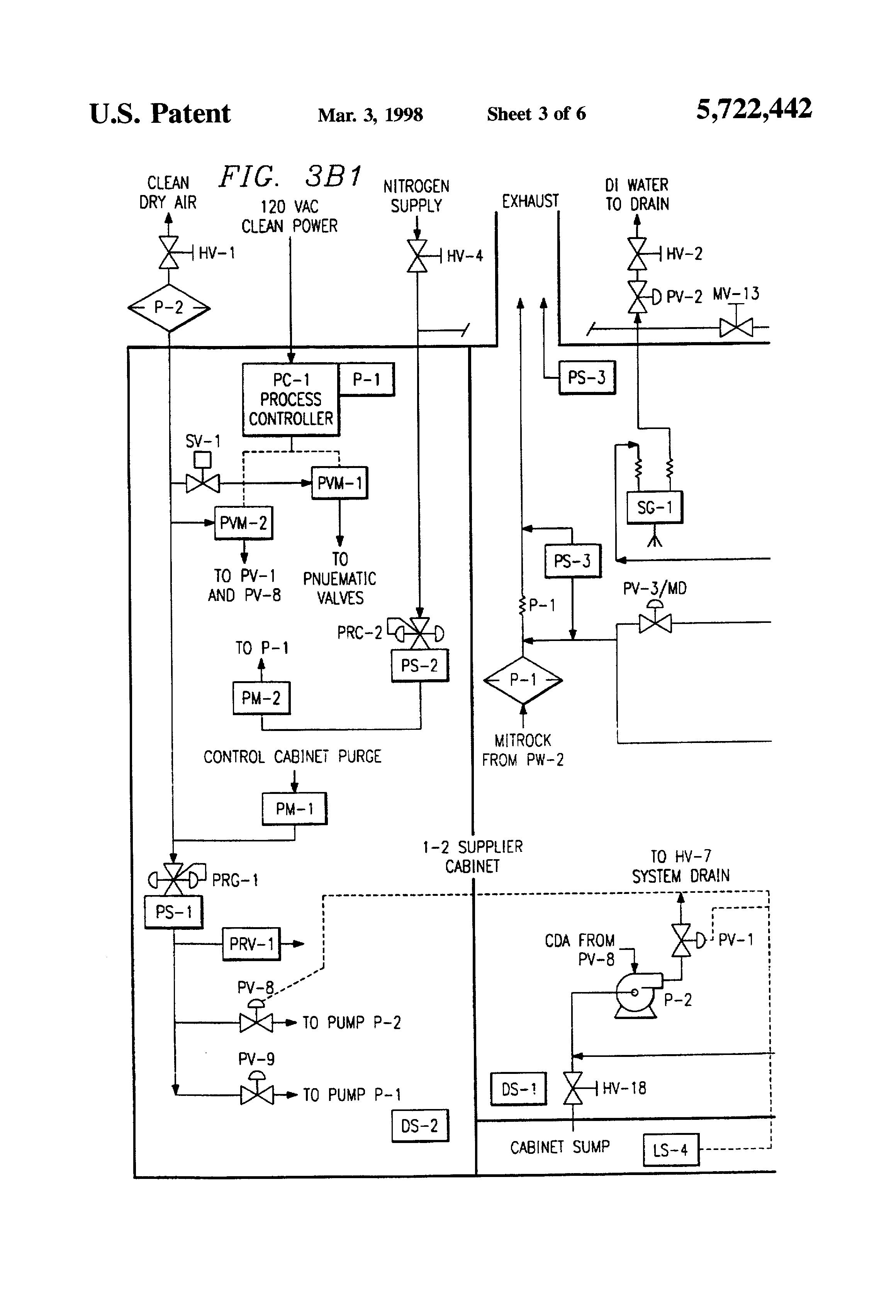 patent us5722442