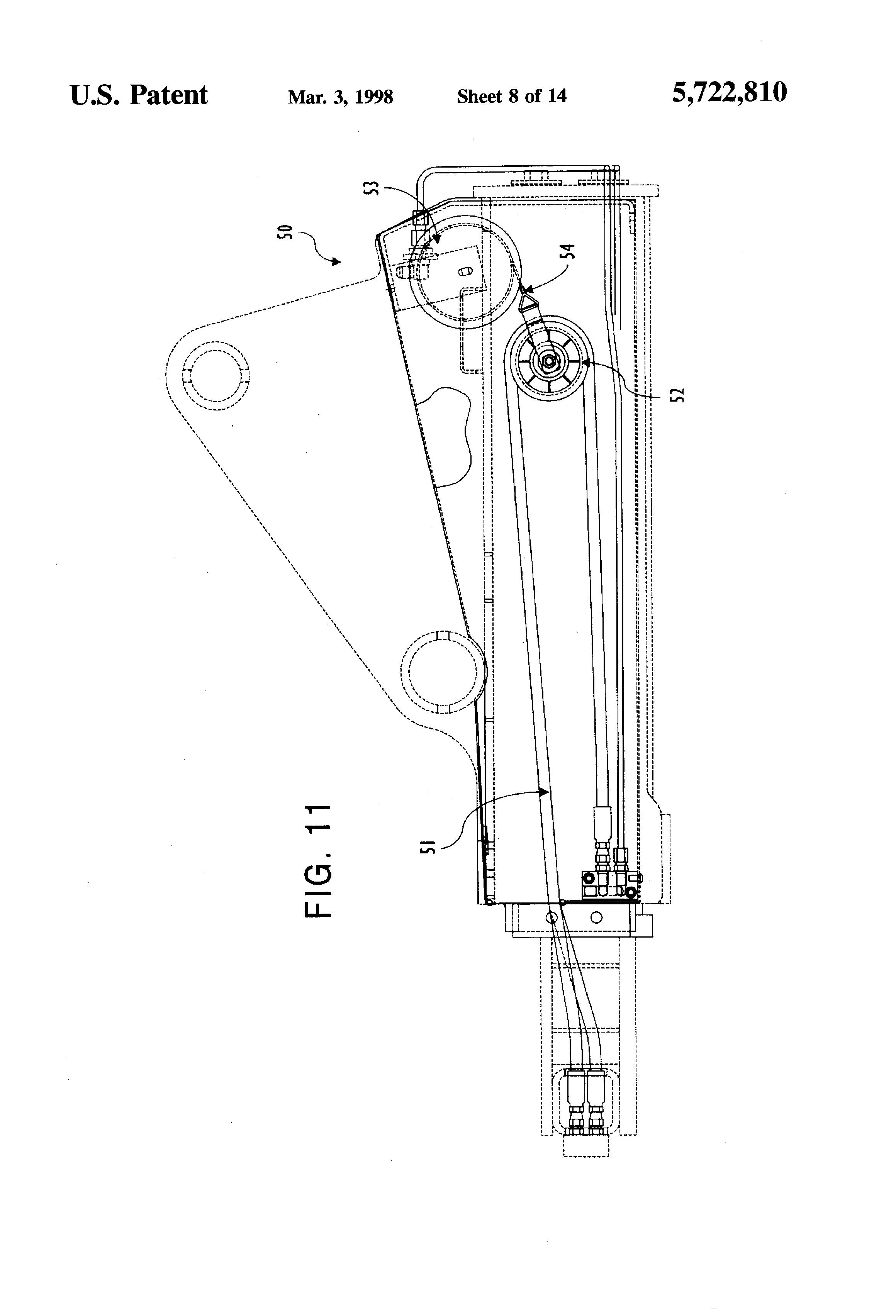 patente us5722810