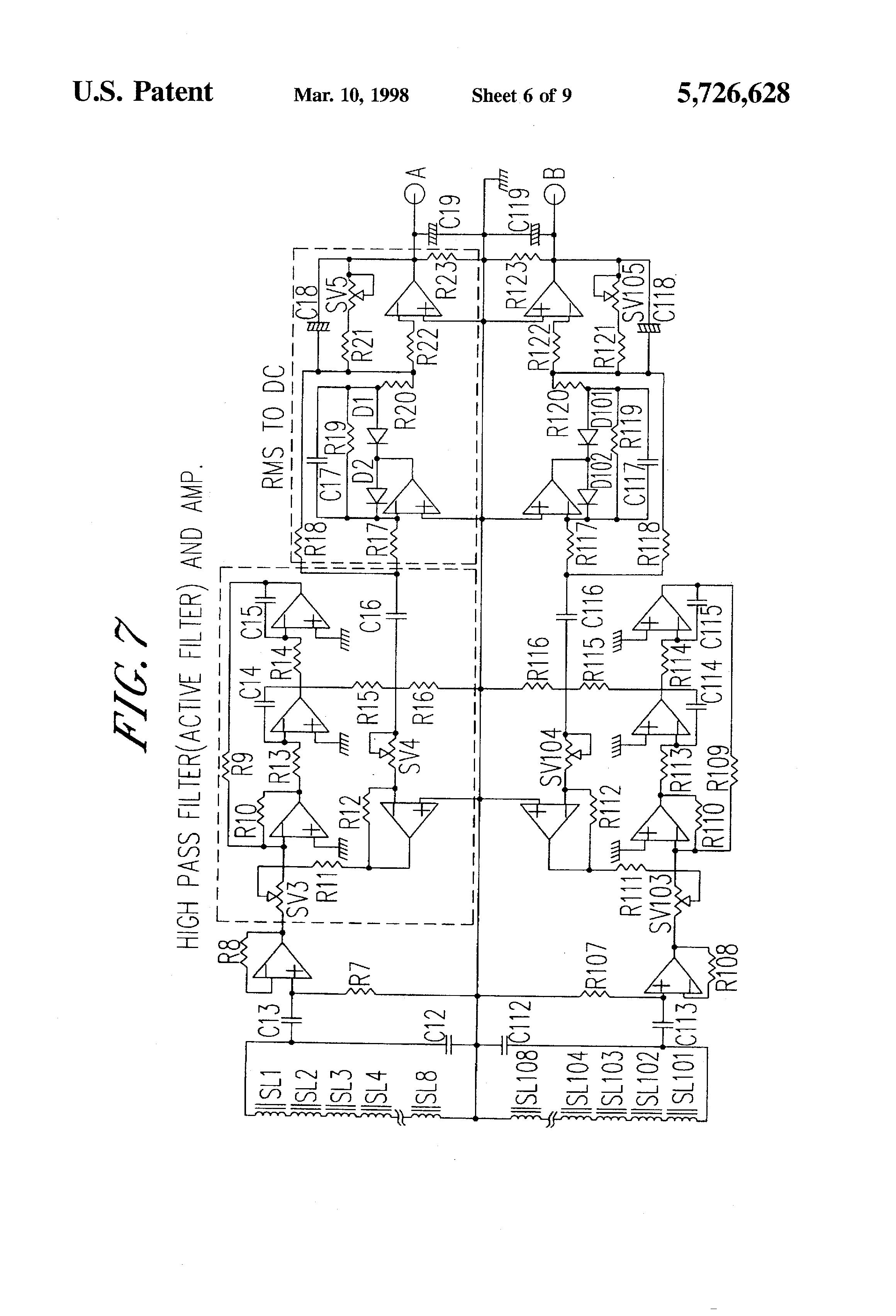 metal detector system