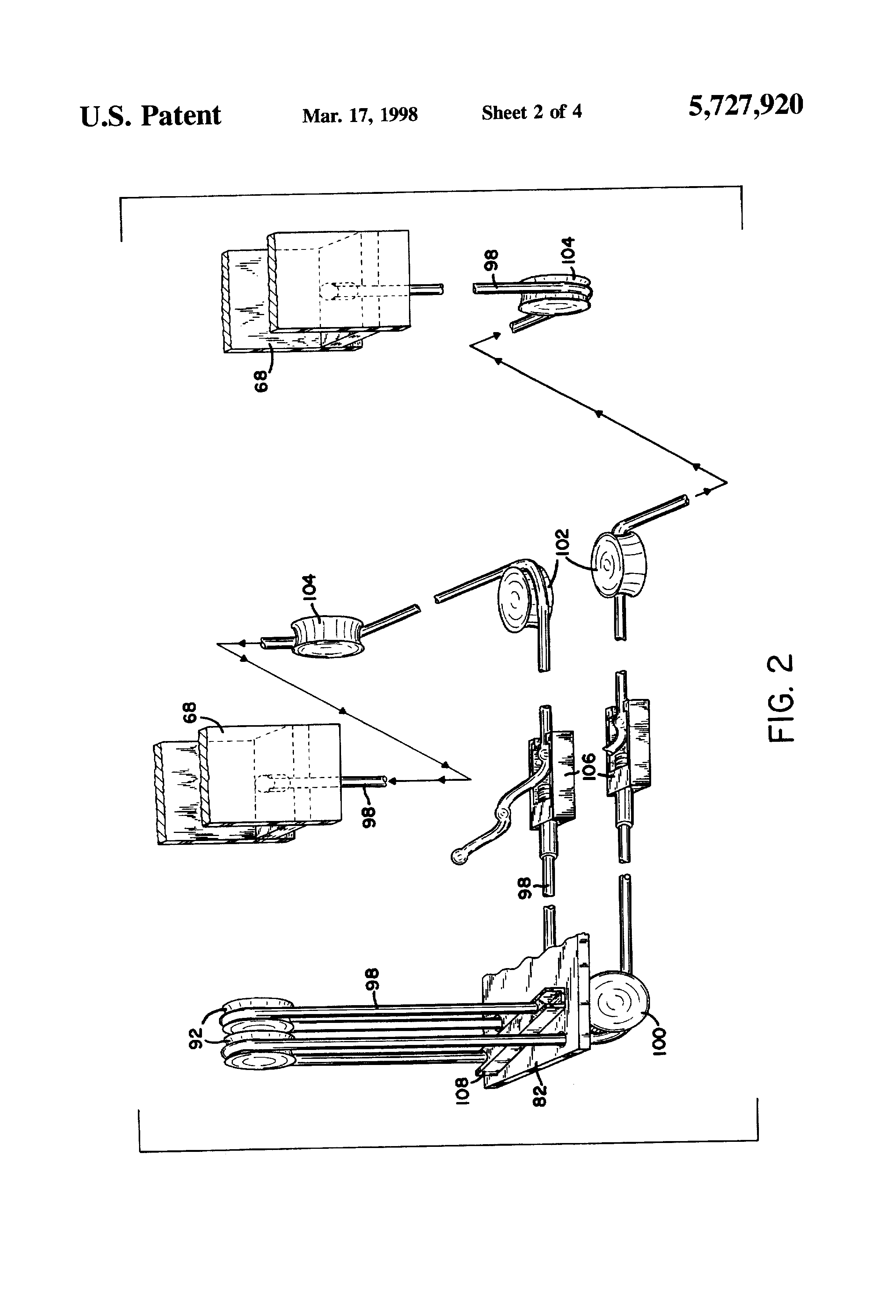 motorcycle hitch carrier with Us5727920 on US5727920 additionally US5727920 in addition Motorcycle Cargo likewise 4 Bike Rack Hitch Mount in addition 2004 Impala Evap System Diagram.